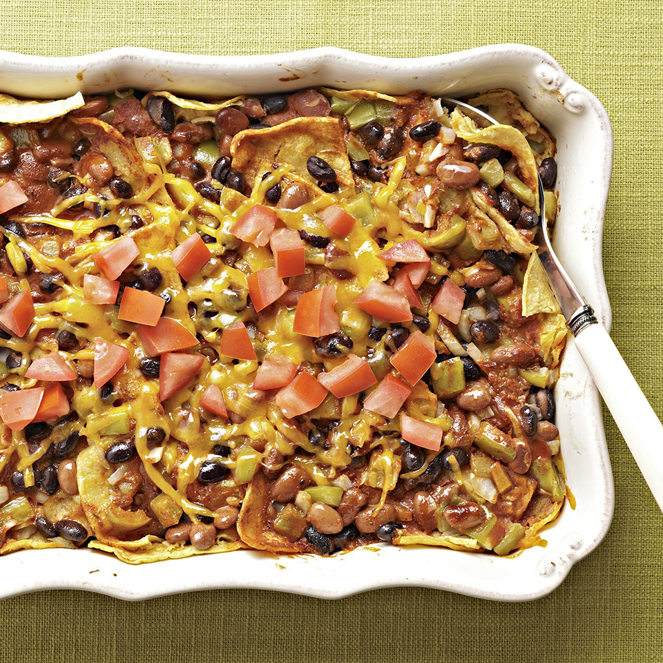 This classic and comforting Mexican dish is easy to make on a busy weeknight. Source: Diabetic Living Magazine