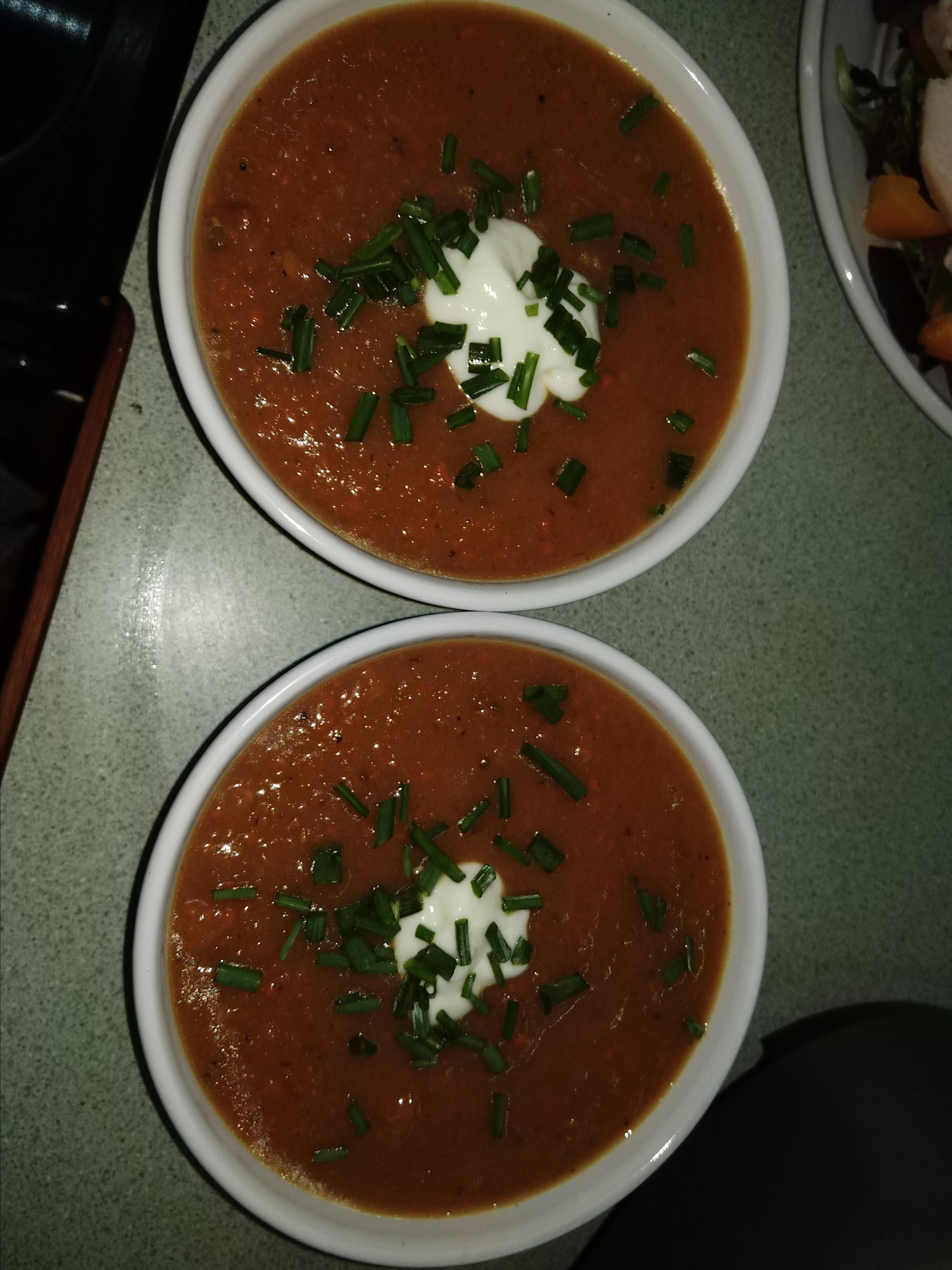 Chef John's Roasted Butternut Squash Soup Carrie Walters McCormack