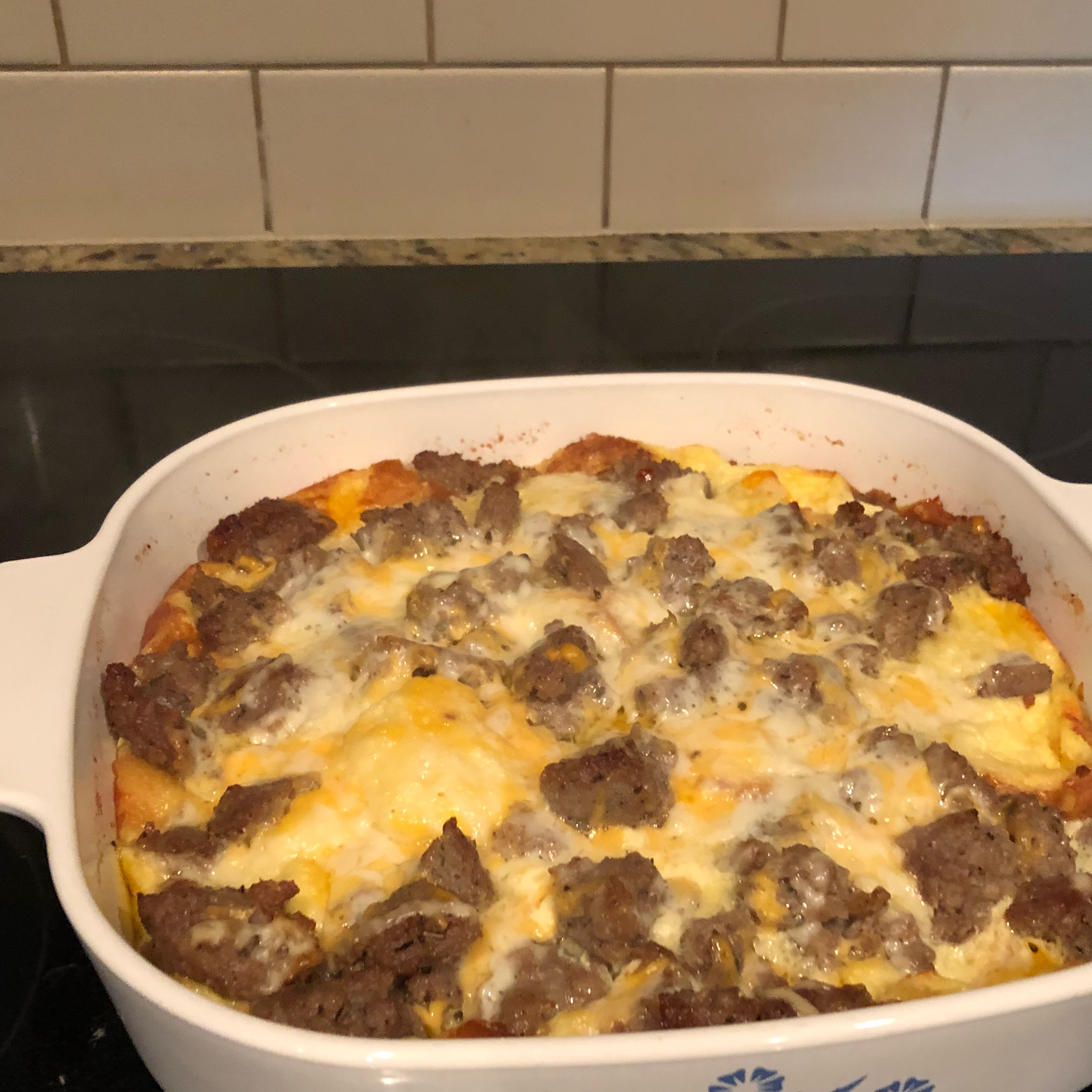 Susie's Breakfast Casserole Rasalhague