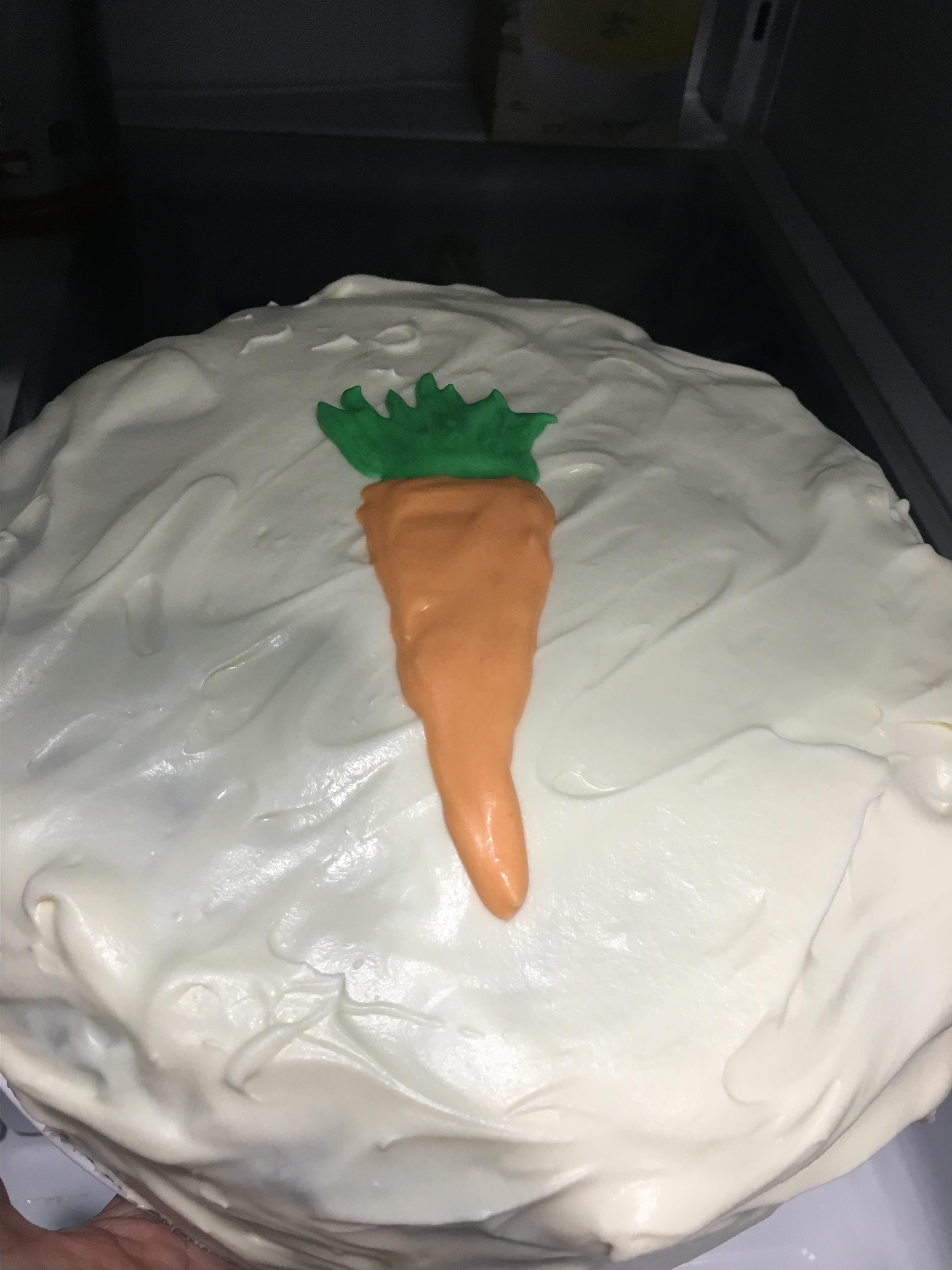 Pat's Award Winning Carrot Cake Allison Calamusa