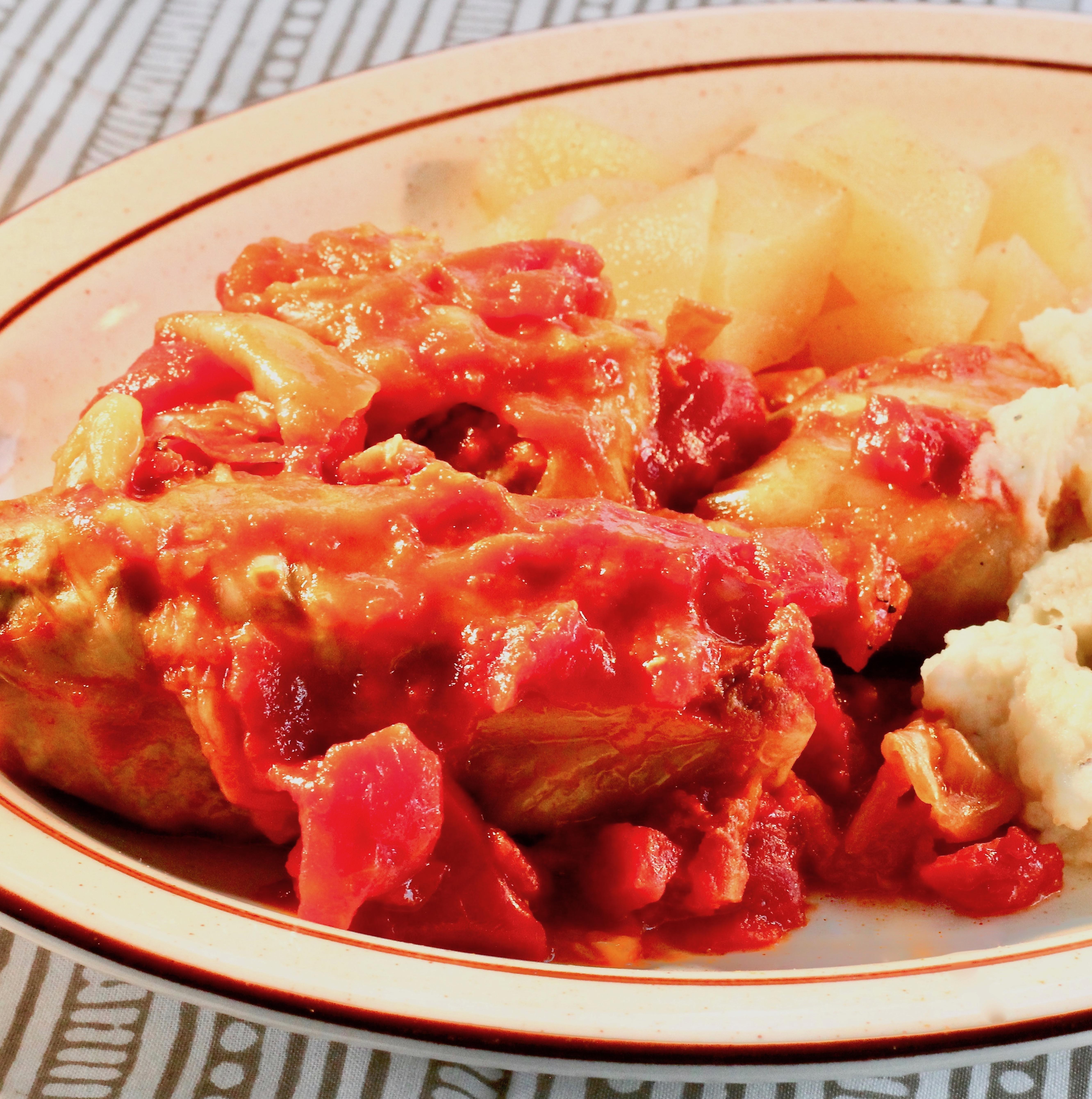 Halupki (Stuffed Cabbage) lutzflcat