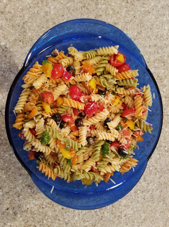 Pasta Salad Page Petty