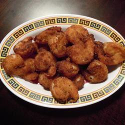 Easy Breaded Shrimp neda