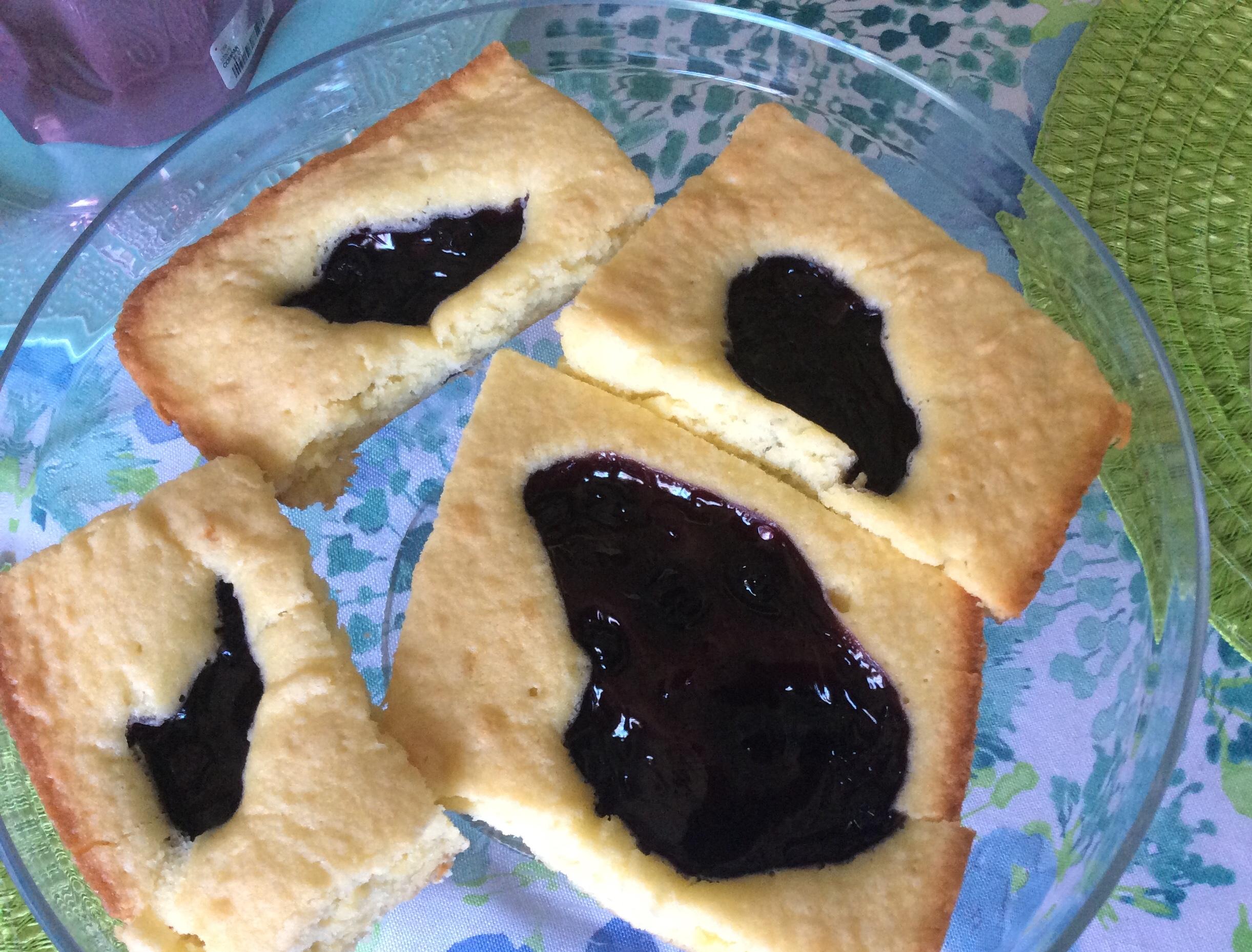 Blubaugh's Blueberry Buckle Shortcake Melanie C.