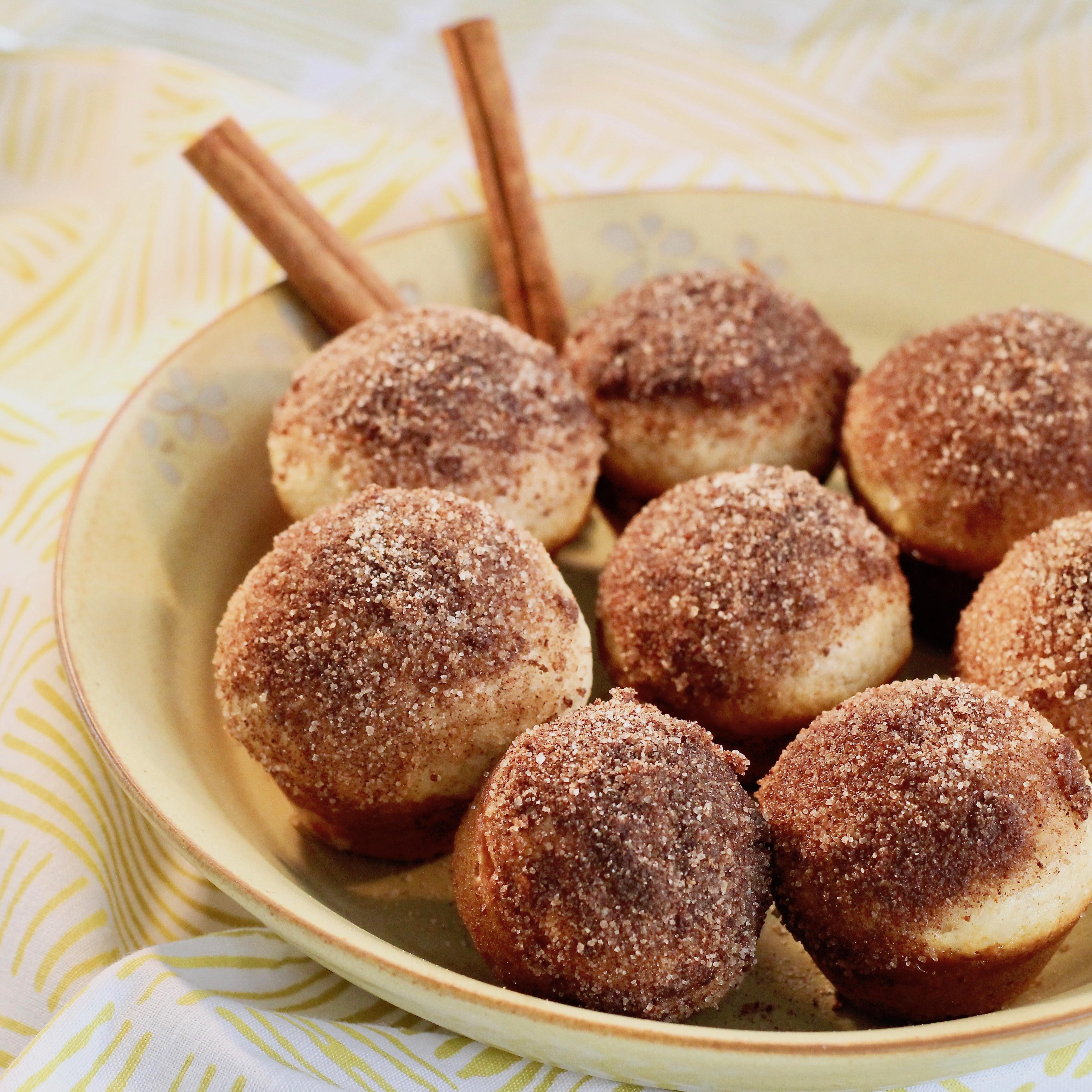 Easy Doughnut Puffs