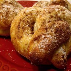 Buttery Soft Pretzels Colleen Wilson