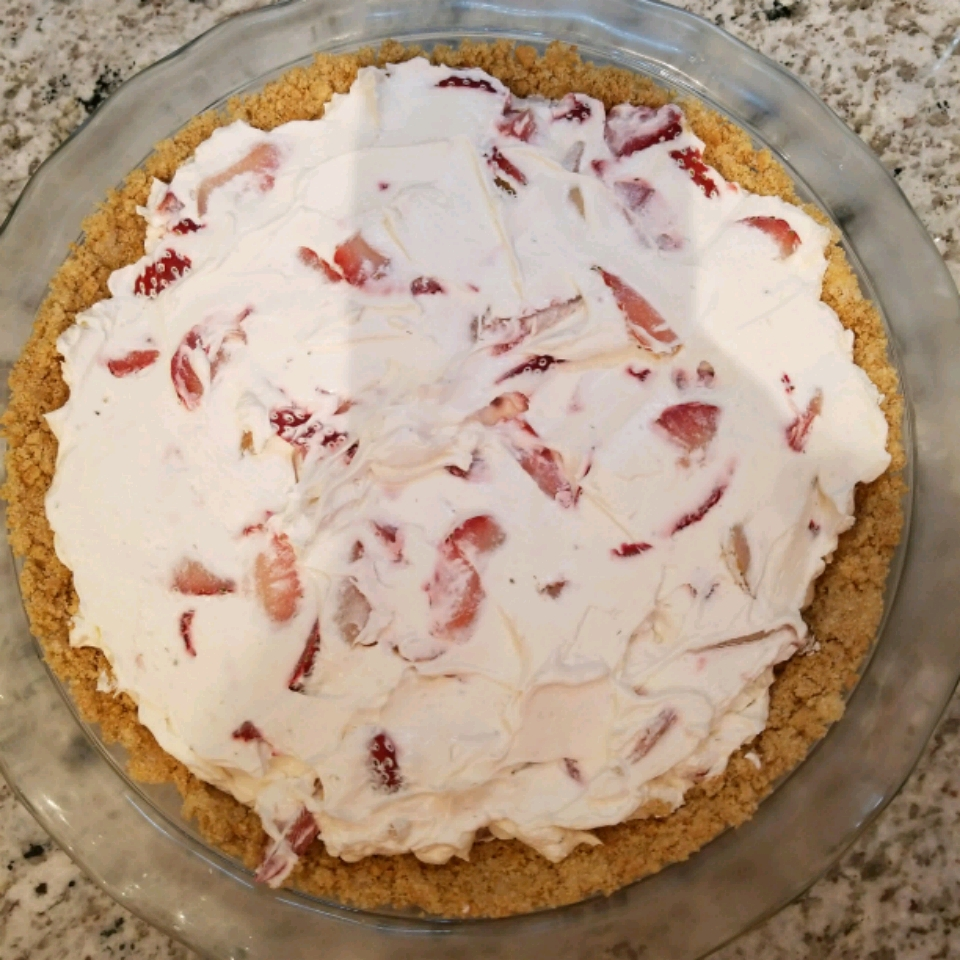 Fruit and Cream Pie I Jen H