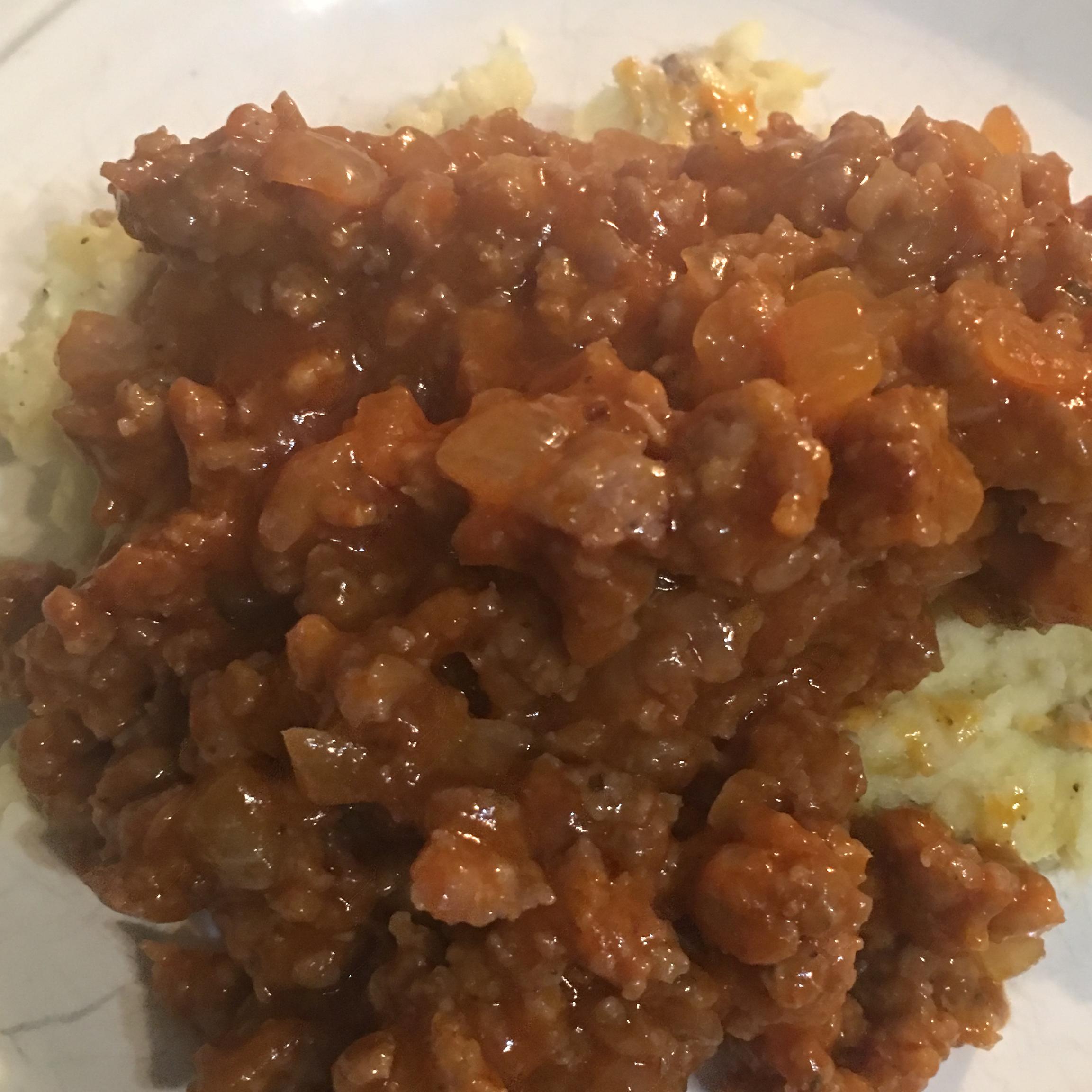 Nana's Sausage Dinner Martie Anderson