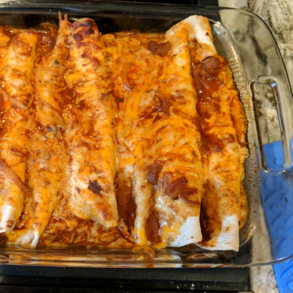 Slow Cooker Beef Enchiladas Scott Swanson (Personal)