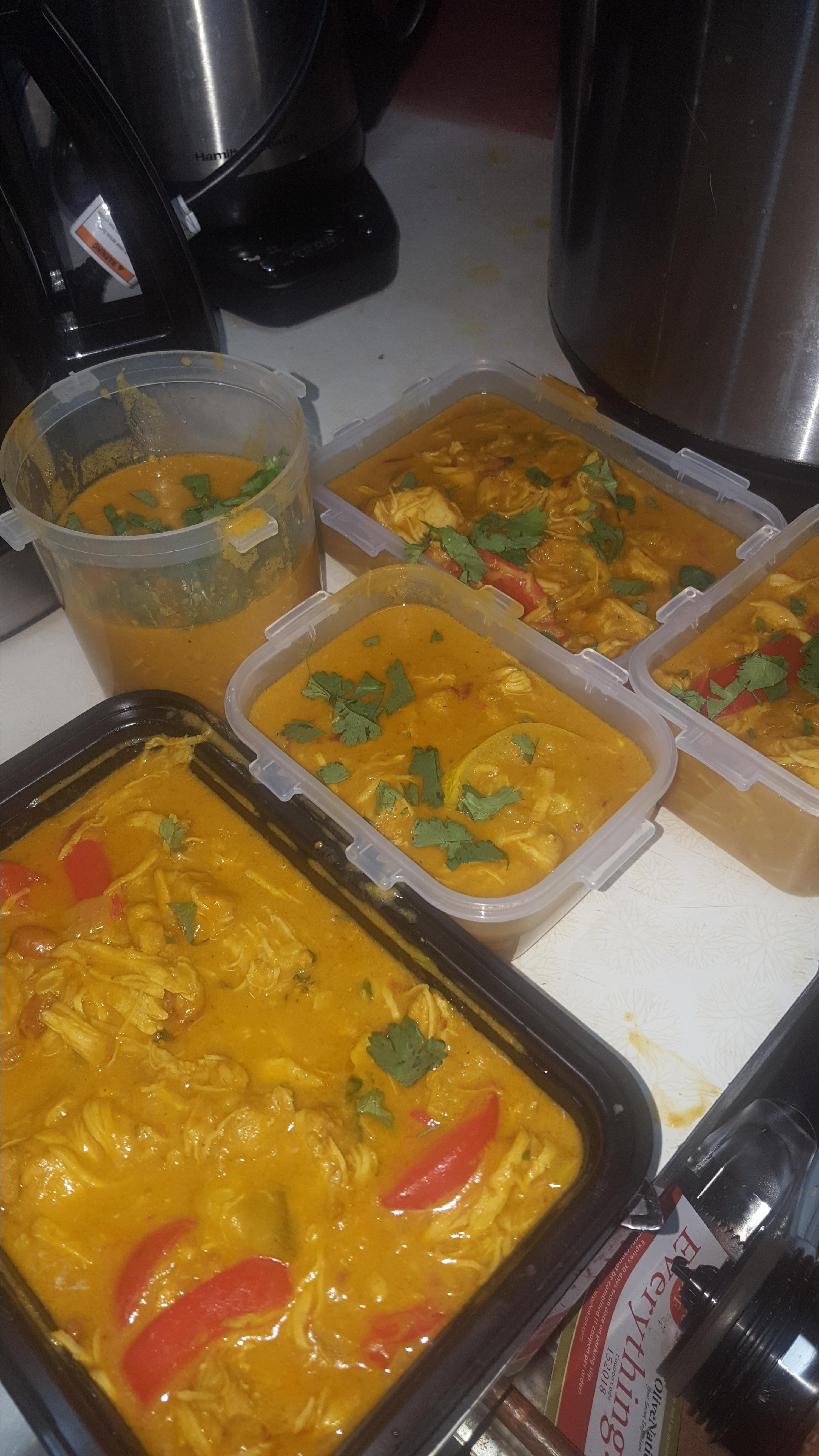 Chef John's Peanut Curry Chicken muttsrule