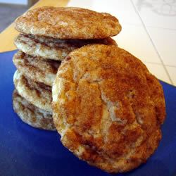 Whole Wheat Snickerdoodles II Michelle Ramey