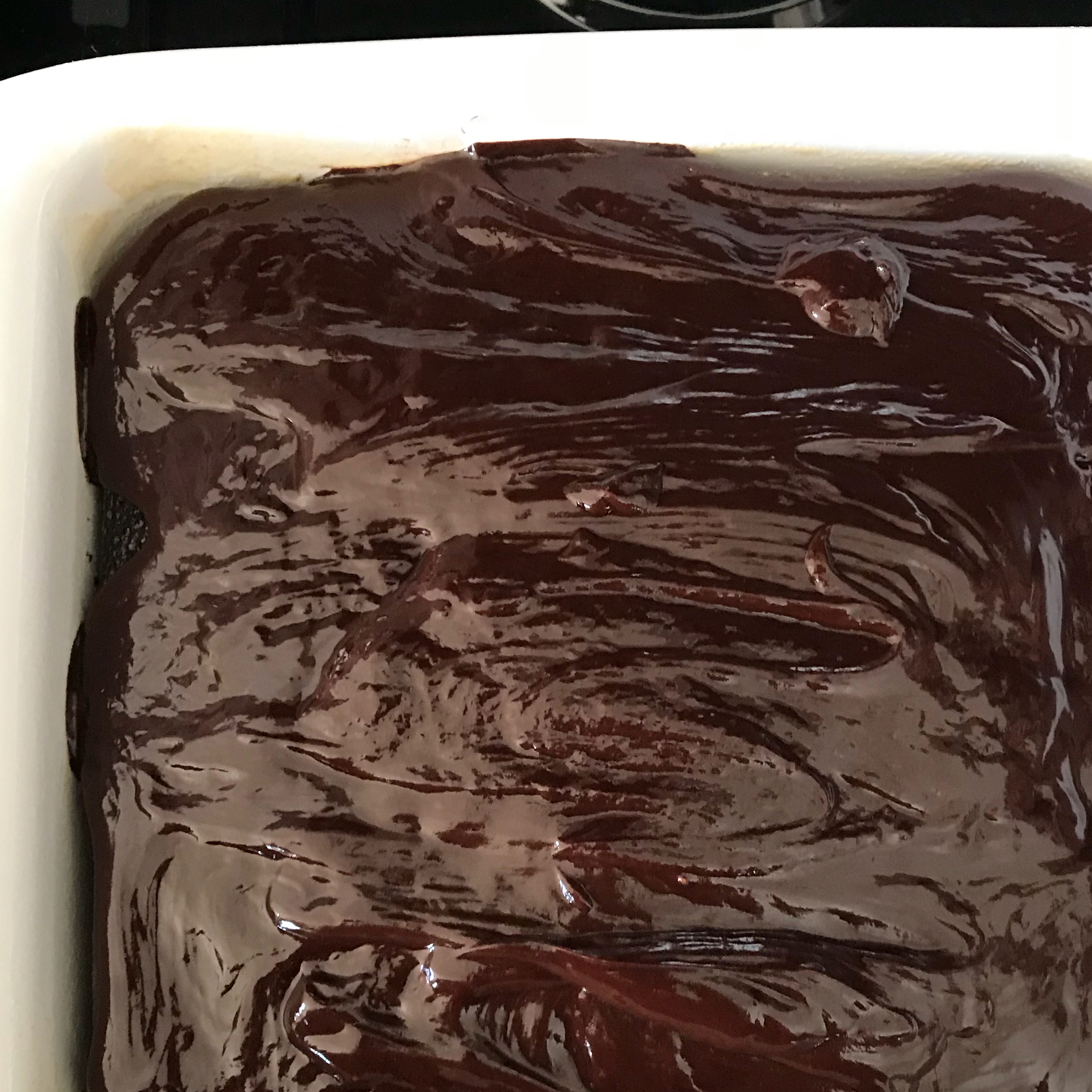 The Best Chocolate Glaze