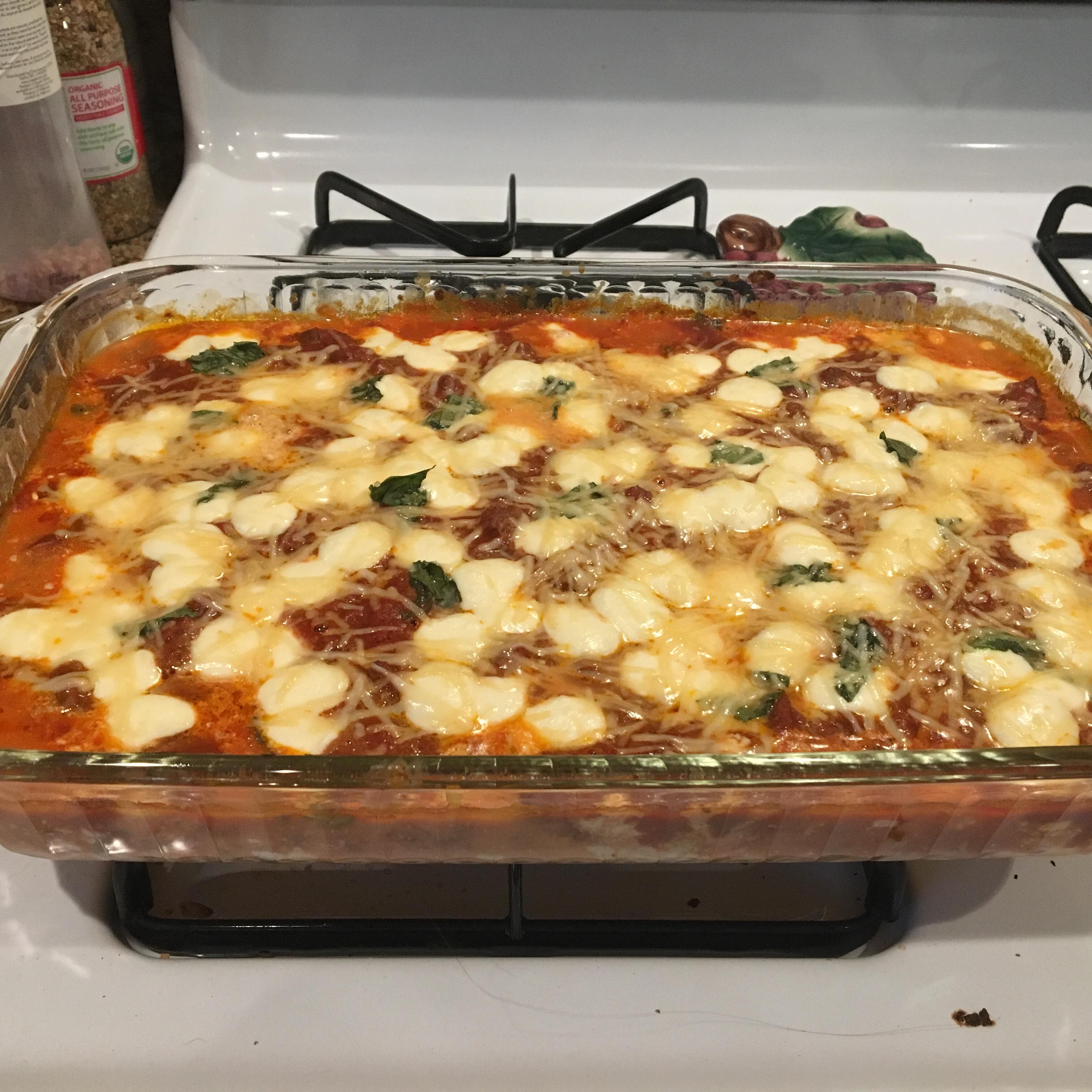 Angie's Polenta Lasagna megan