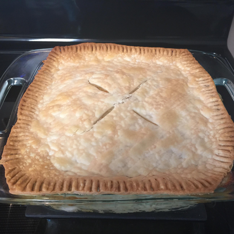 Chicken Pot Pie I lilbear22