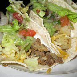 Central American Tacos Melanie