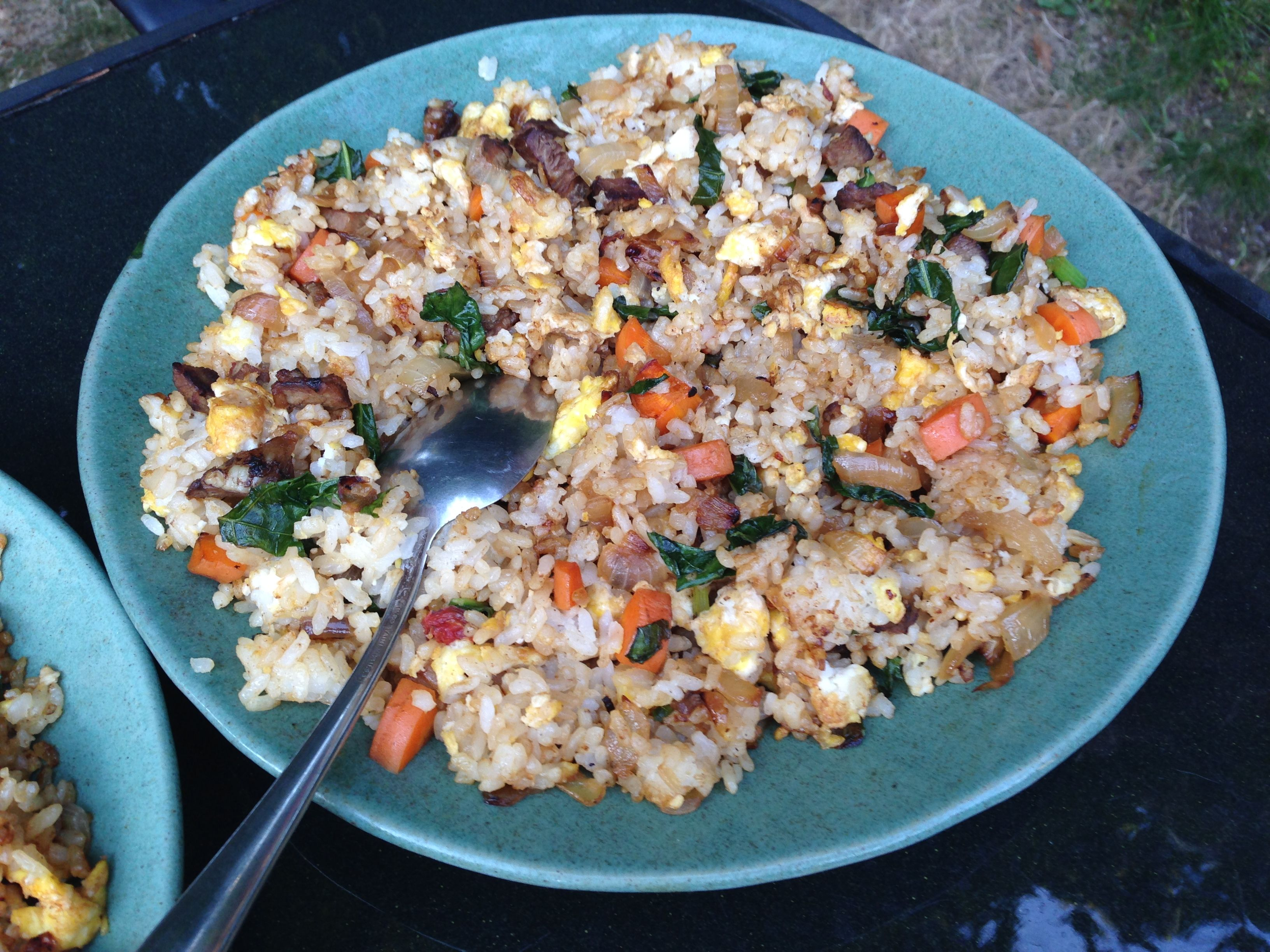 Thai Fried Rice barbara