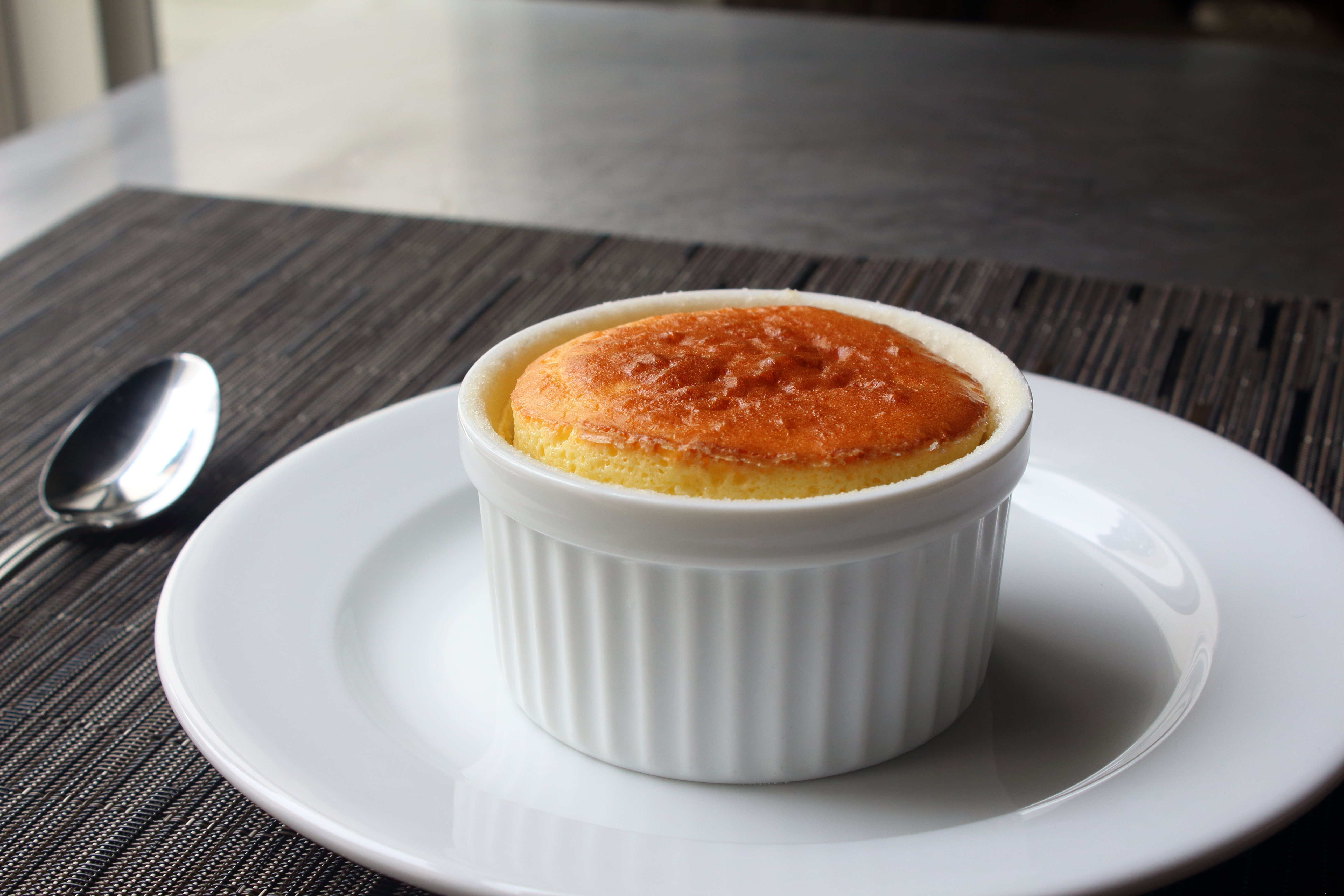 Easy Cheese Souffles Chef John