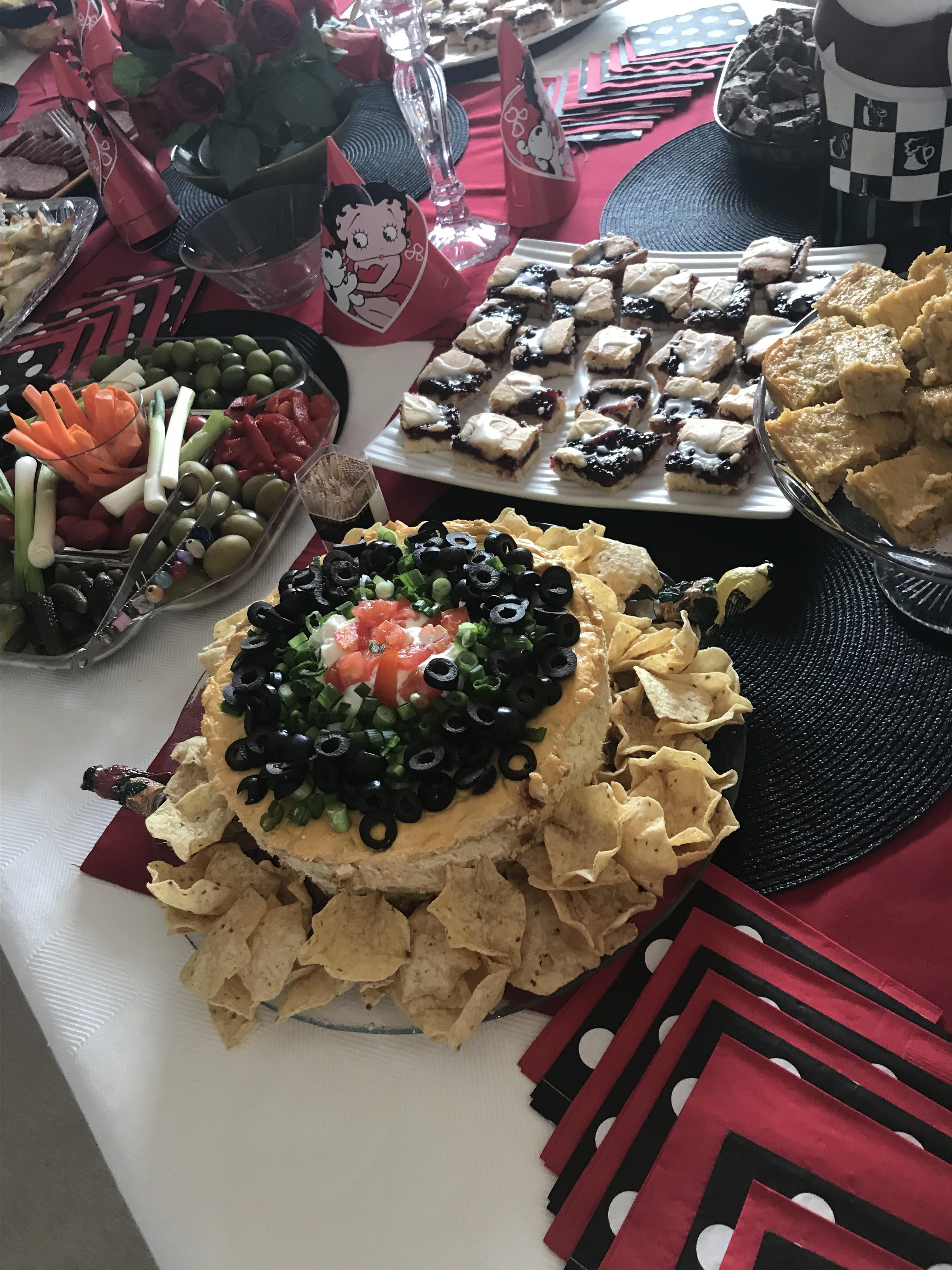 Southwest Appetizer Cheesecake Stephanie Fenley Garcia