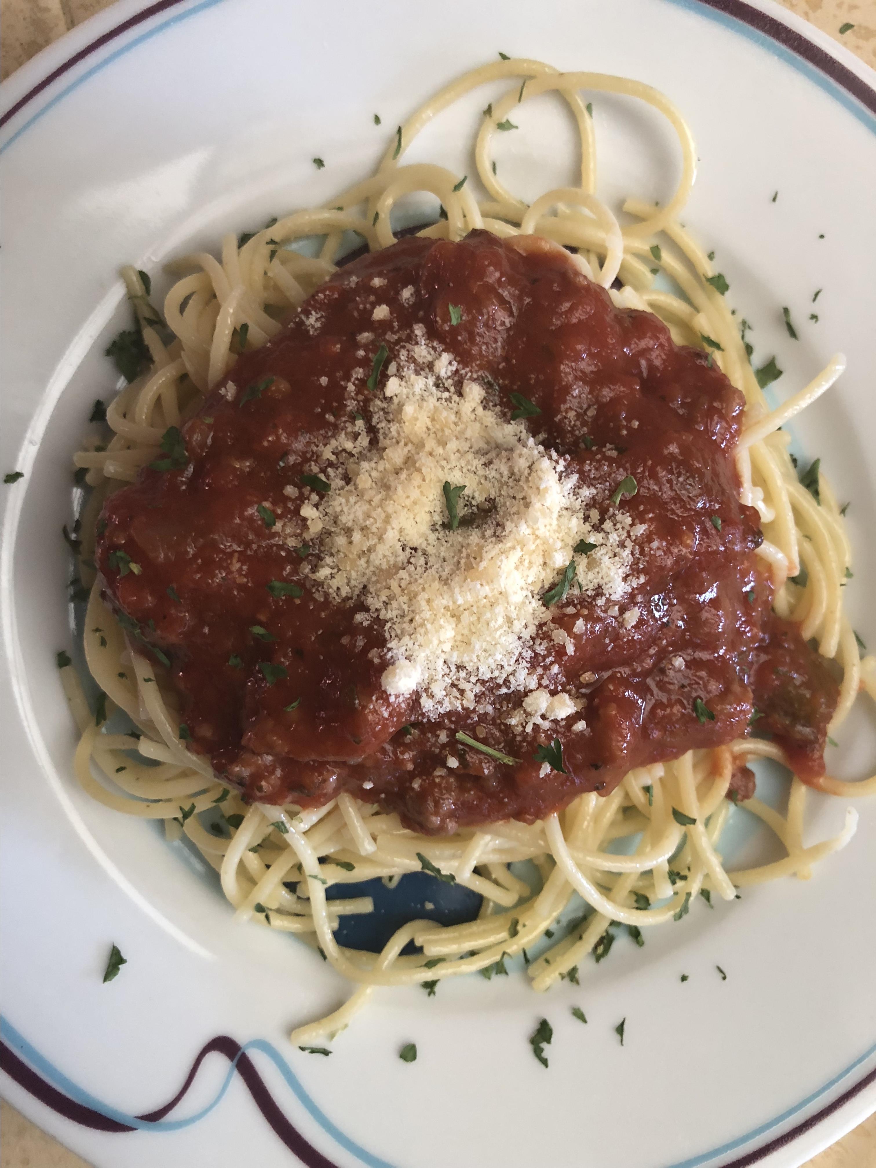 Spaghetti Italian Chef Roy