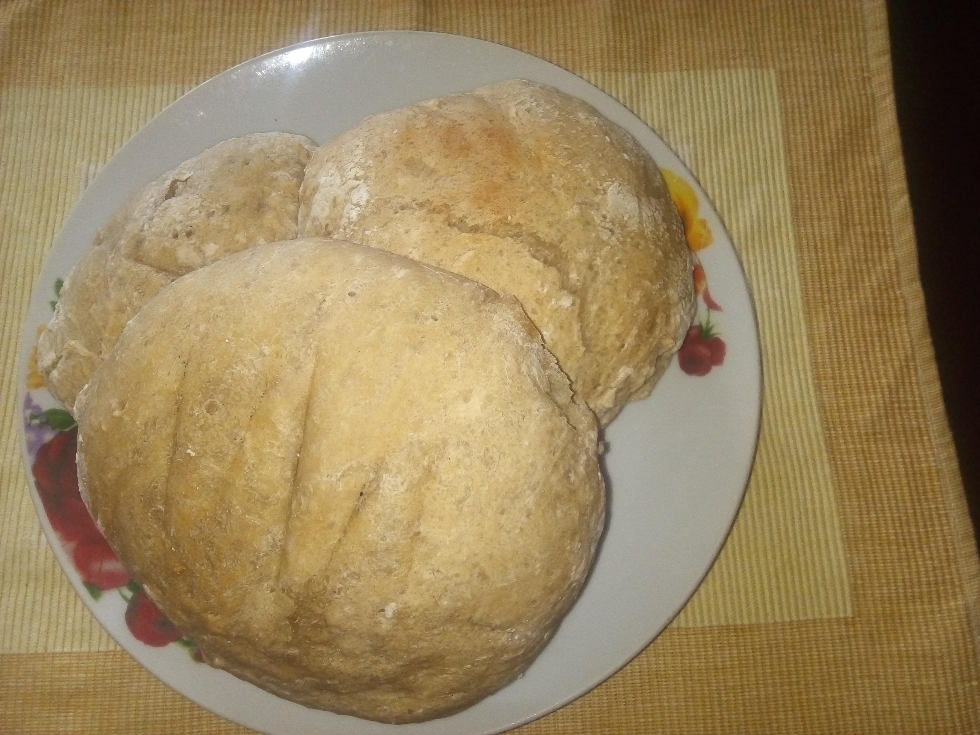 Effortless Rustic Bread Olayinka Fadare