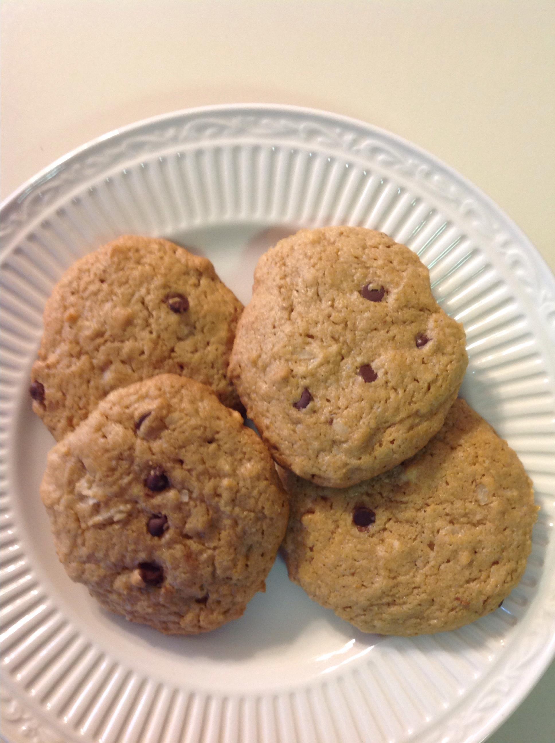 Gluten-Free Peanut Butter Cookies meg