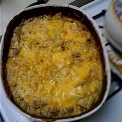 Easy Chicken Rice Casserole Kathryn Wallace Hale