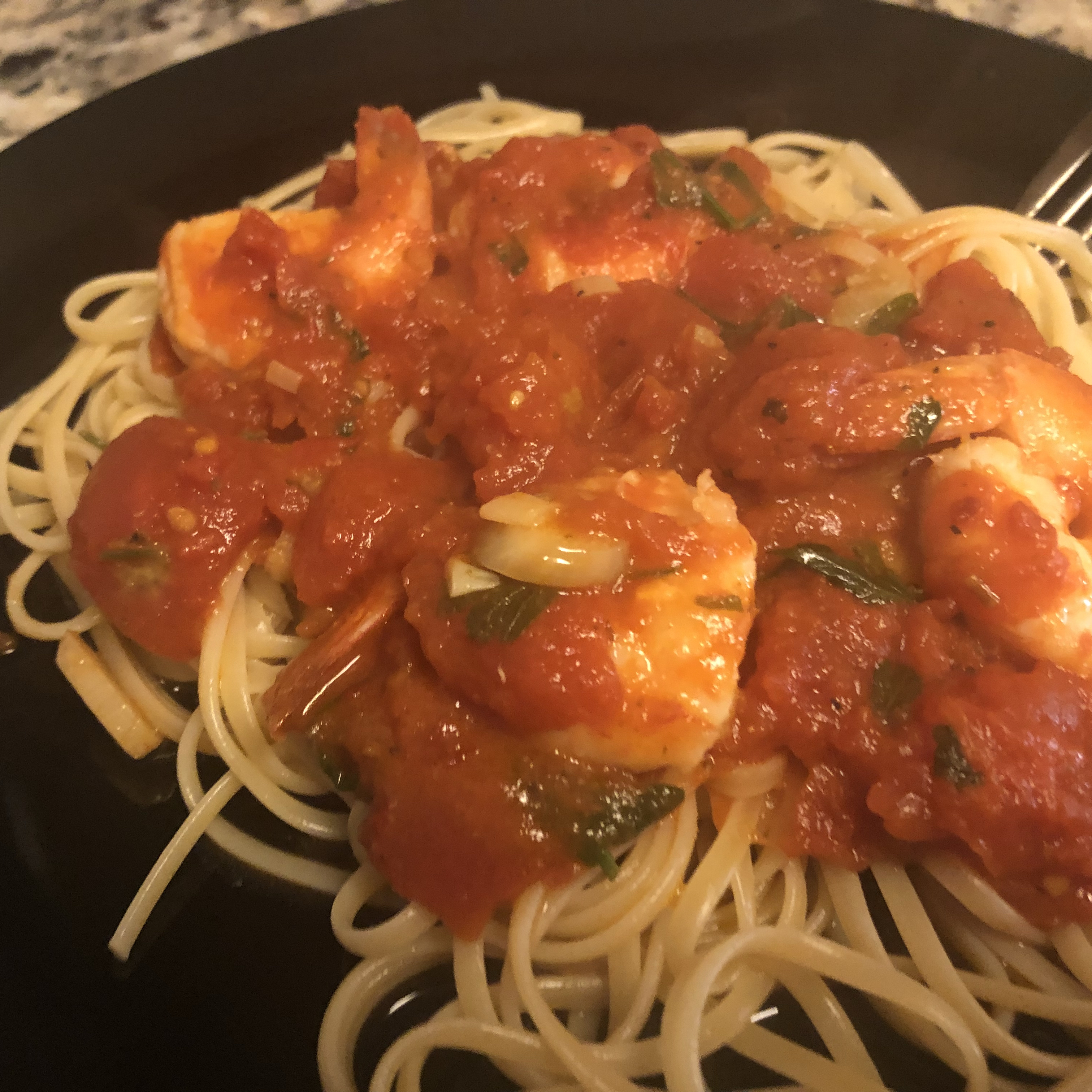 Fra Diavolo Sauce With Pasta Mrs. Robinson