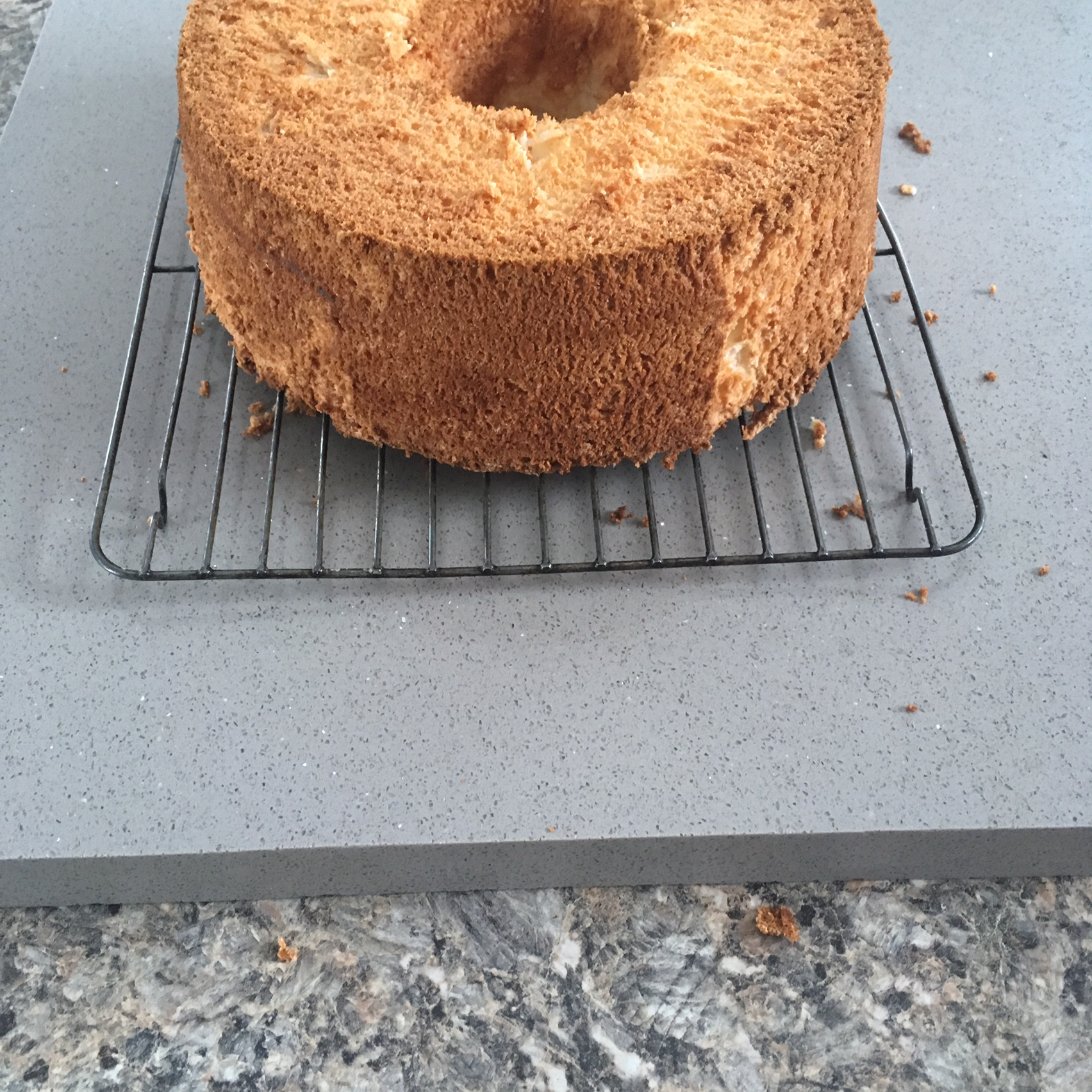 Angel Food Cake I