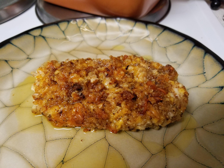 Cheddar Baked Chicken Maria J Gatti