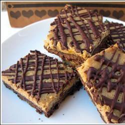 Mocha Cheesecake Brownie Bars Nicole Marie Ruffin