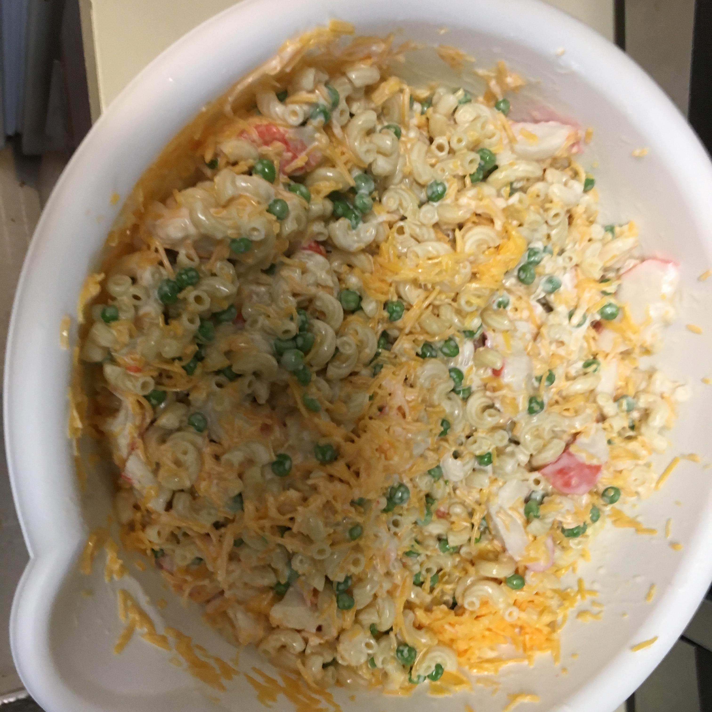 Tammy's Crab Salad Dwaine Brown