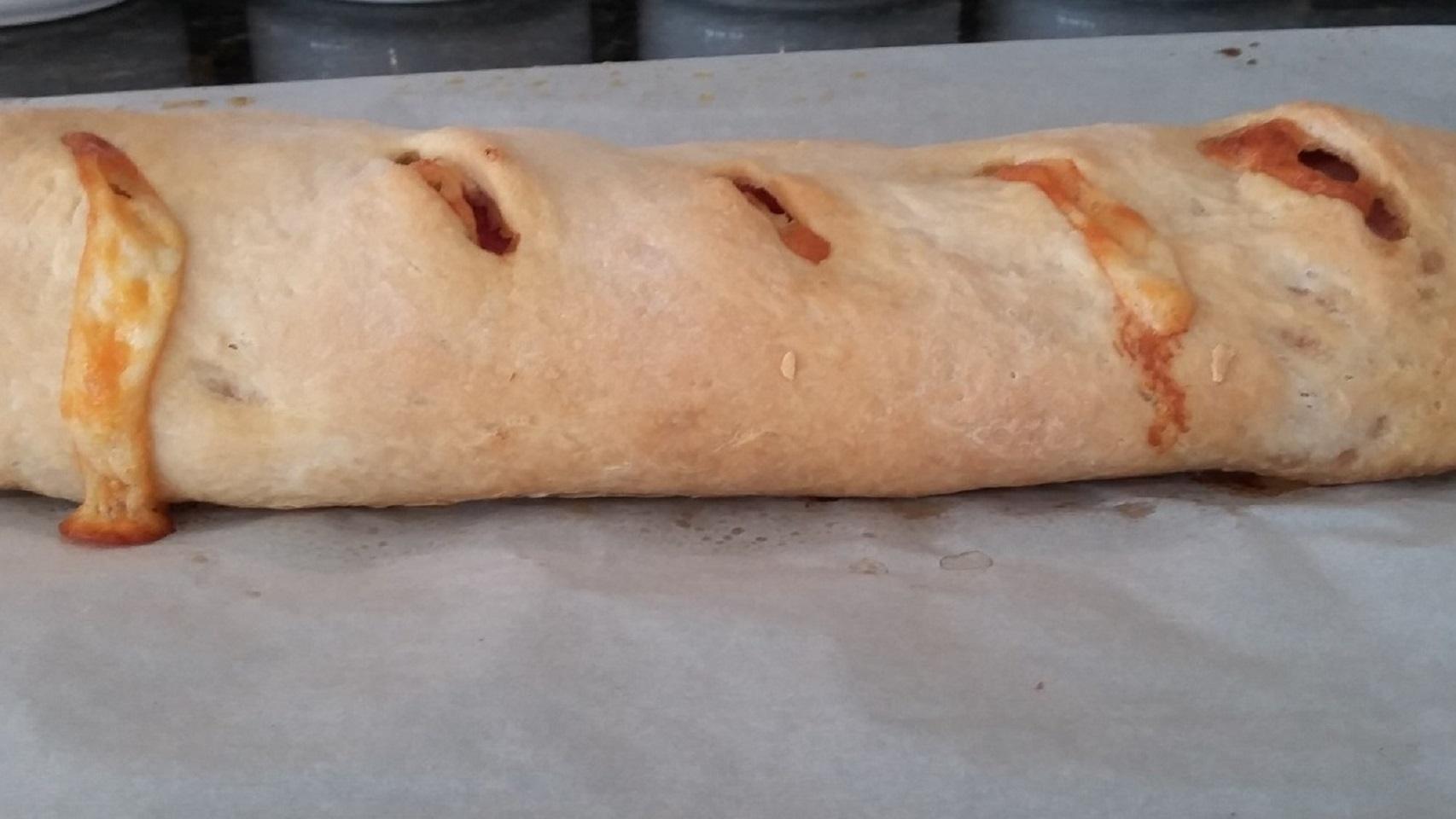 Stromboli, Utica-Style the4taals