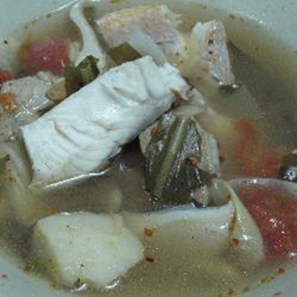 Tom Byoo (Sour Fish Soup)