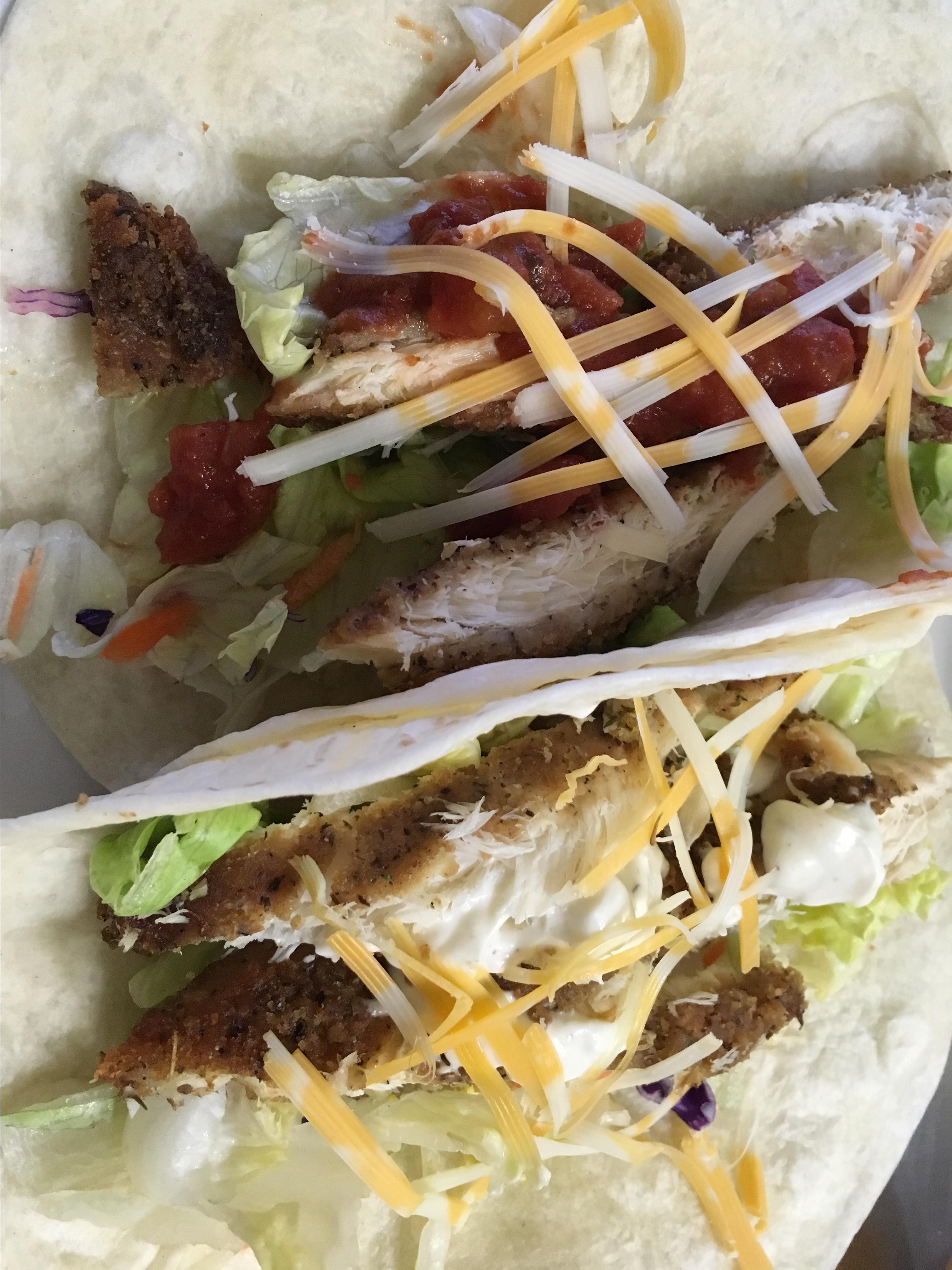 Baja Style Fish Tacos Ann Freele