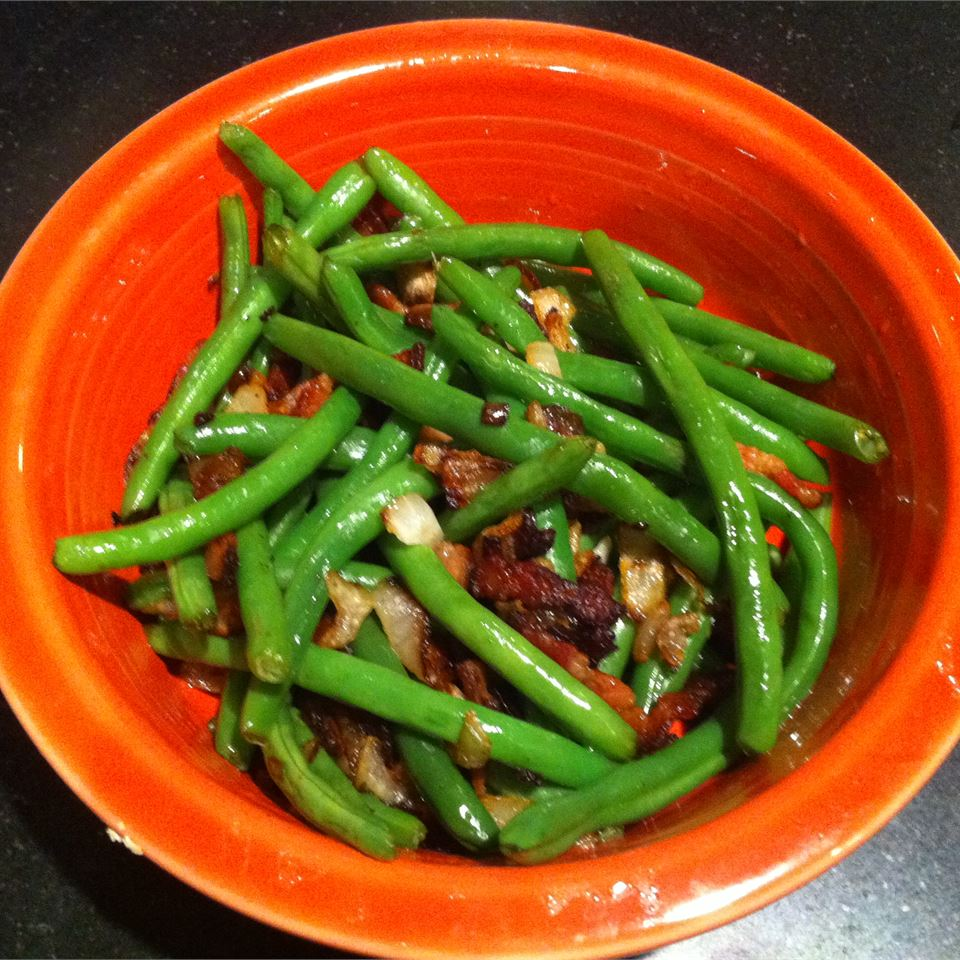 Sauteed Green Beans Esmee Williams