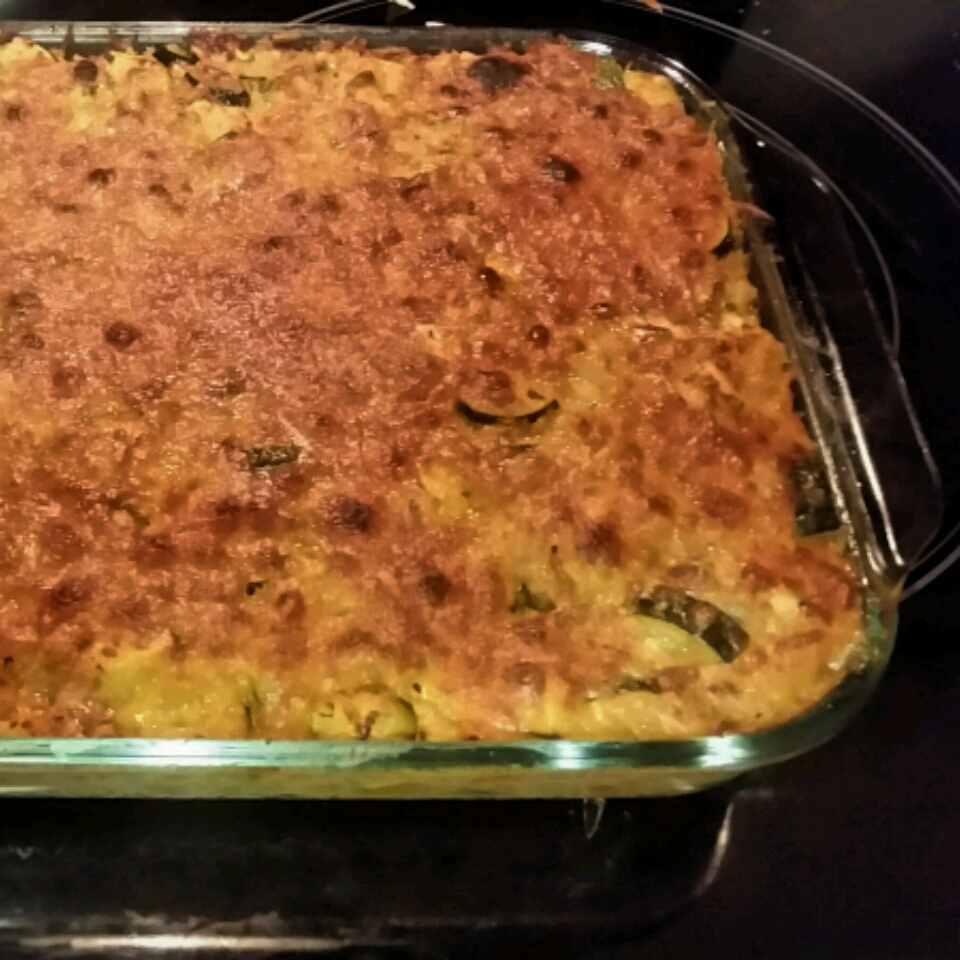 Spicy Mexican Style Zucchini Casserole Athena Rose