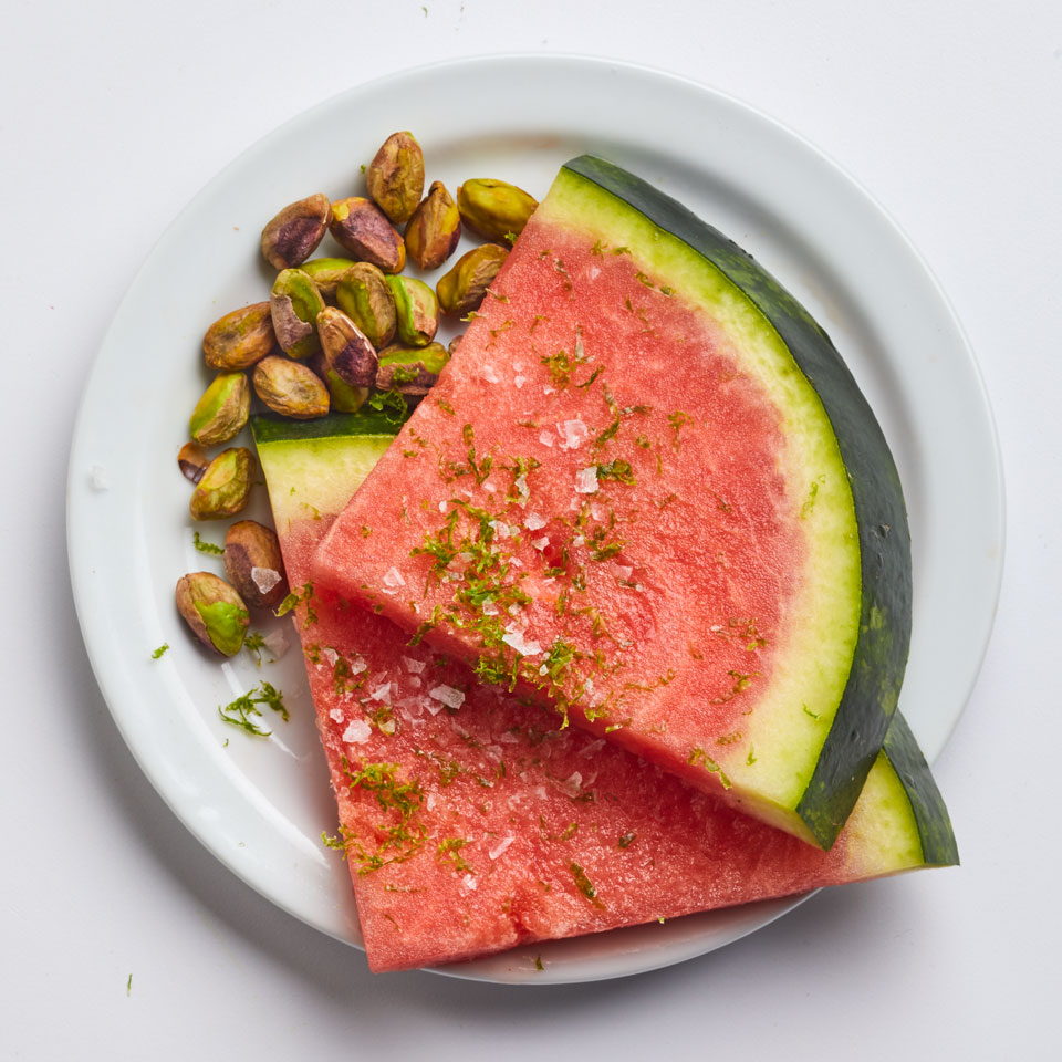 Watermelon with Lime Breana Killeen
