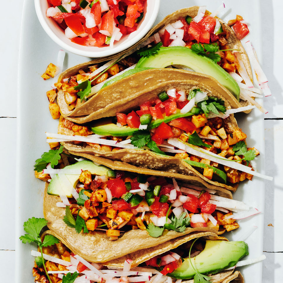 Celeriac & Walnut Tacos Trusted Brands