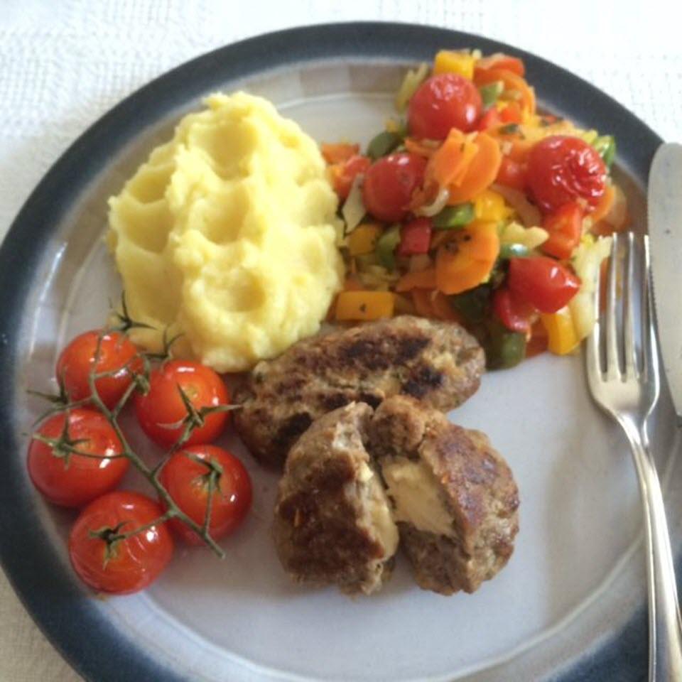 Quick Mediterranean Vegetables Lena