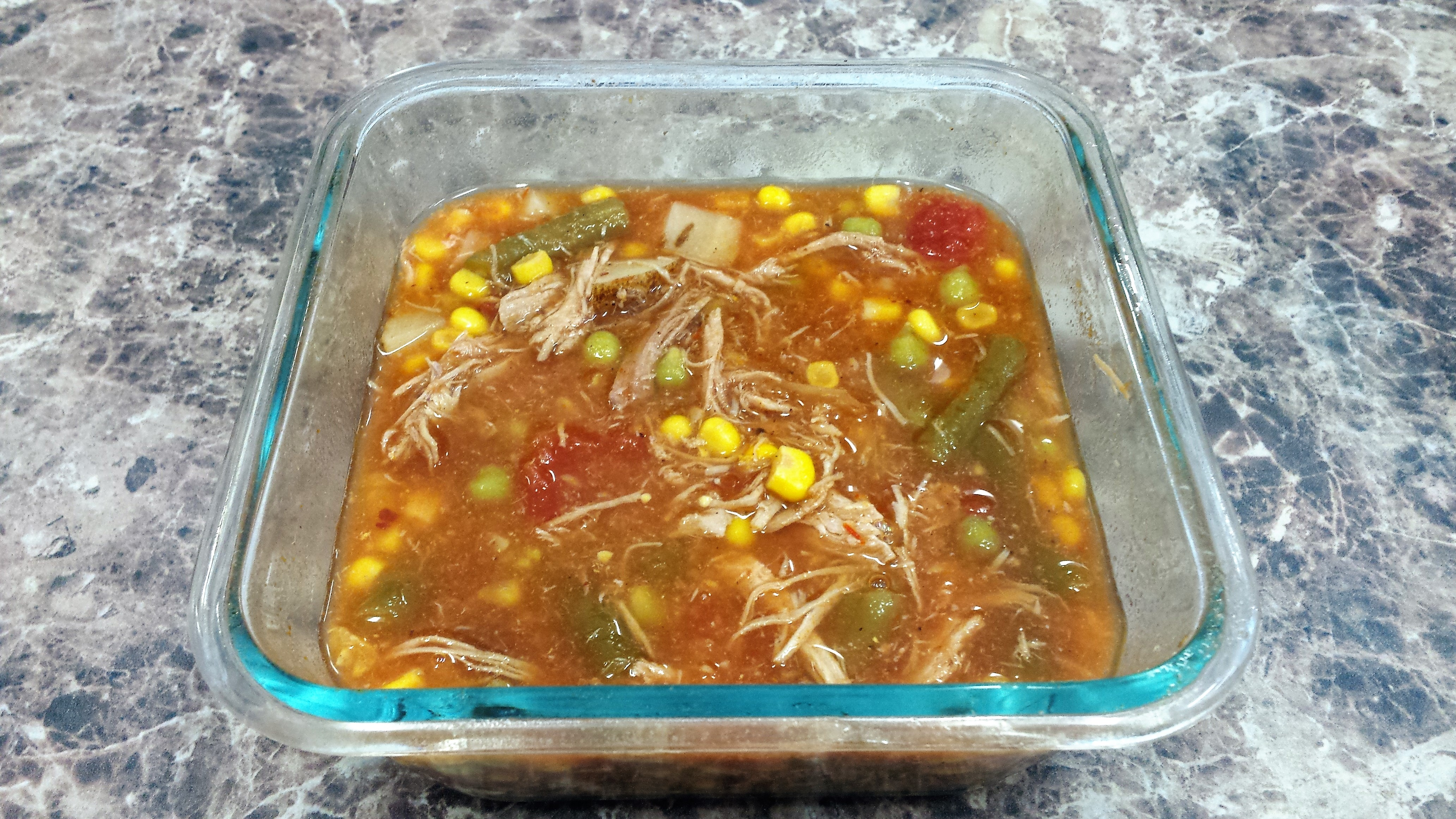 Slow Cooker Brunswick Stew EverFit Montana