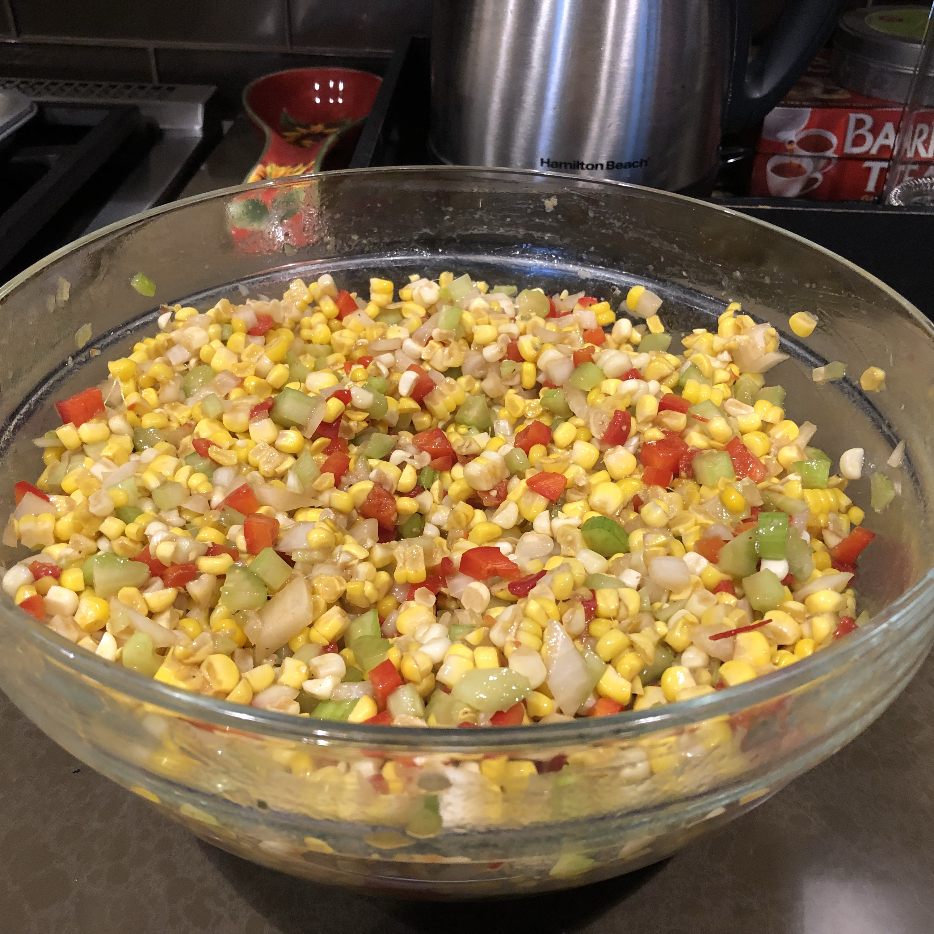 Grilled Corn Salad Cynthia Guerzon