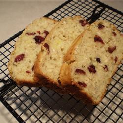Cranberry Banana Oat Bread Kelly22