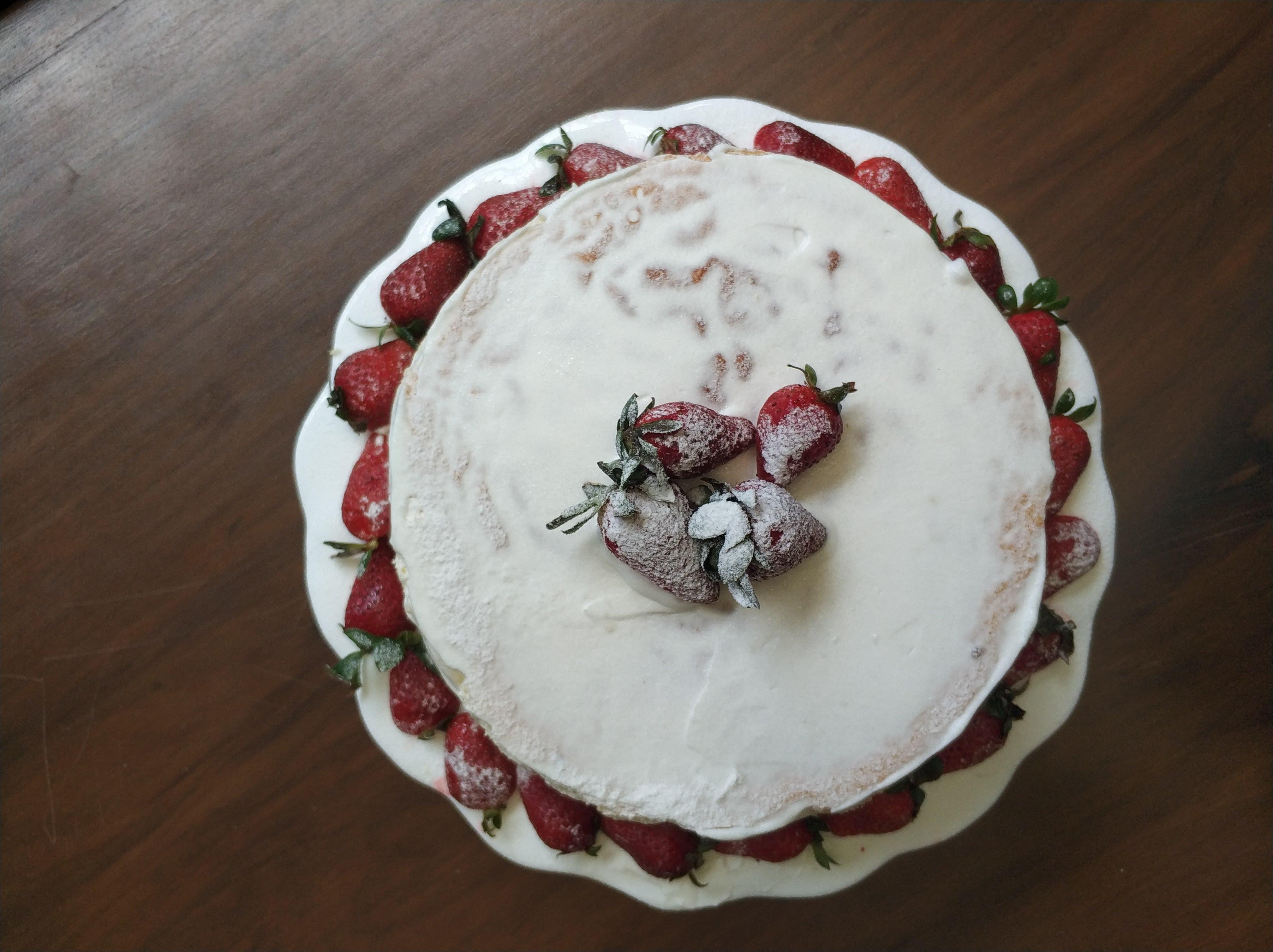 Glorious Sponge Cake Julia Antoinette Macaranas
