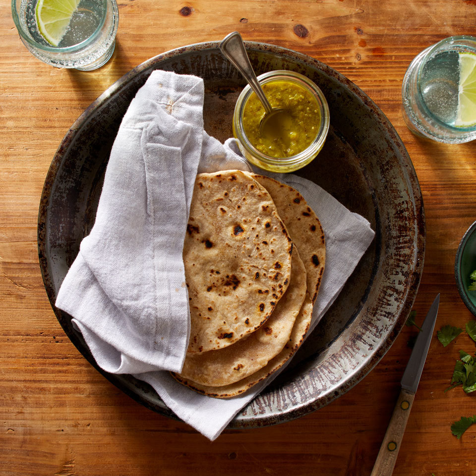 Homemade Flour Tortillas Carolyn Casner