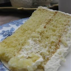 Lemon Gold Cake