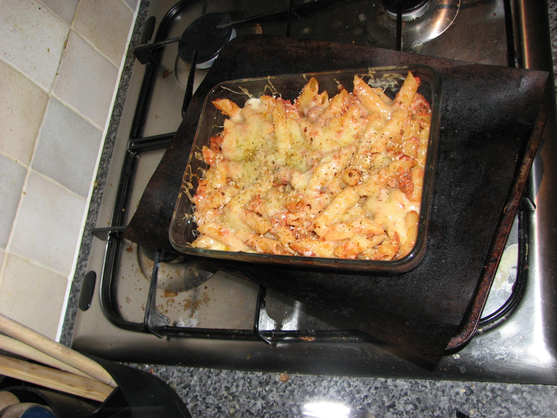 Quick and Easy Tuna Pasta Bake AllrecipesPhoto