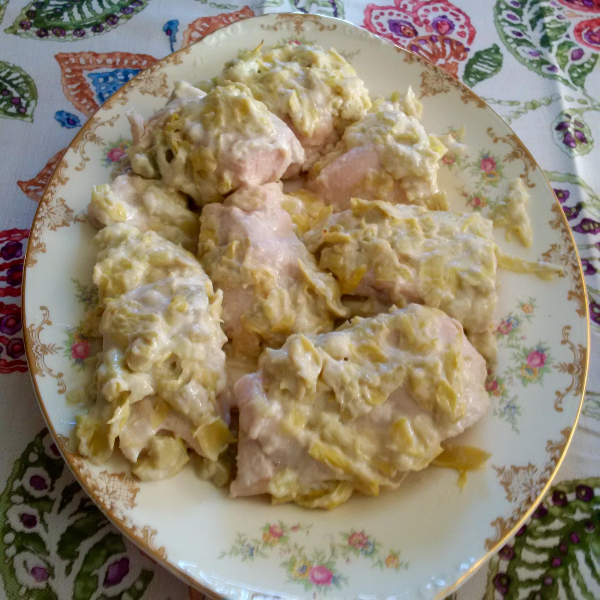 Artichoke Chicken reddee412