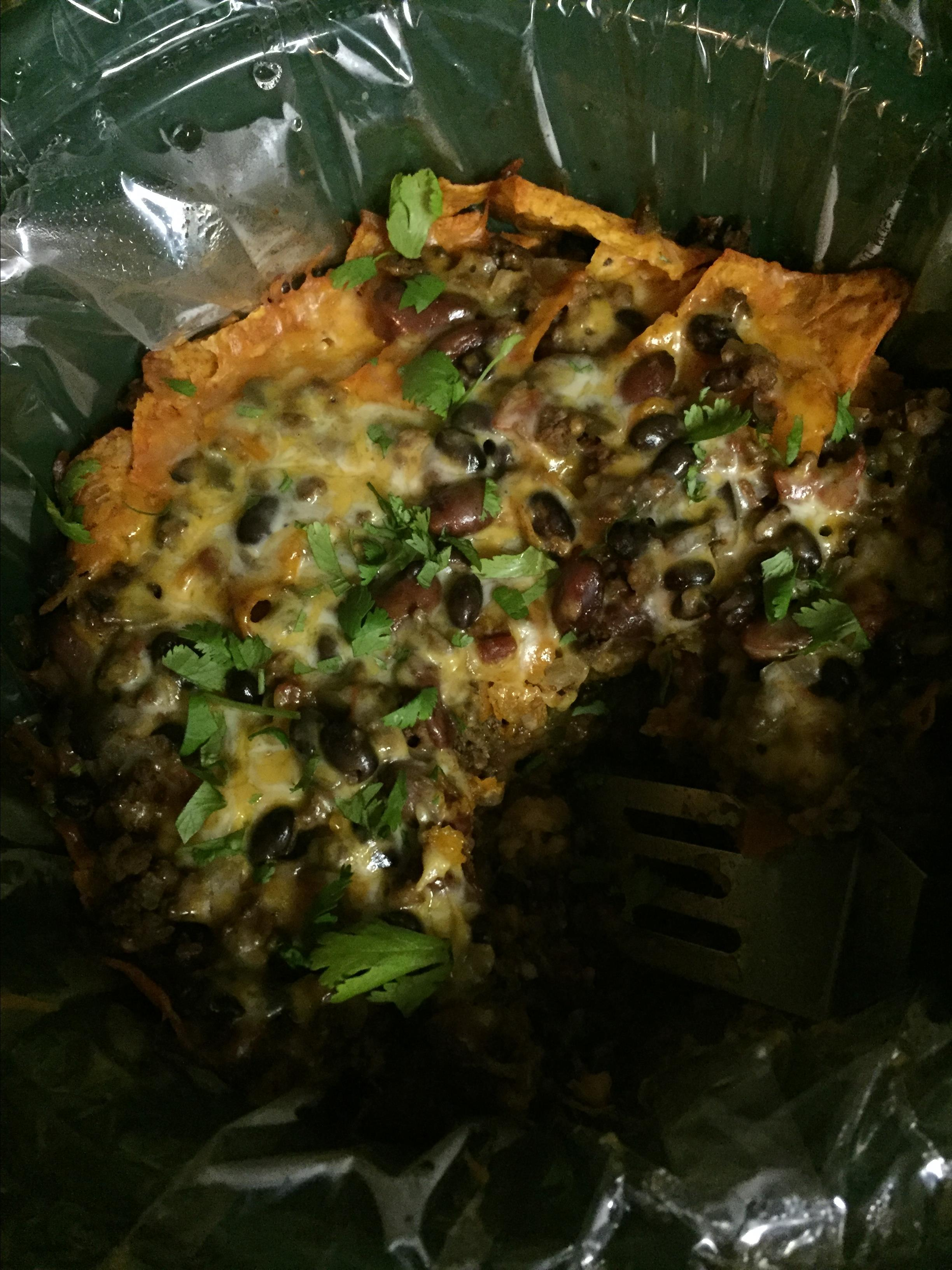 Easy Slow Cooker Enchiladas passion8chef