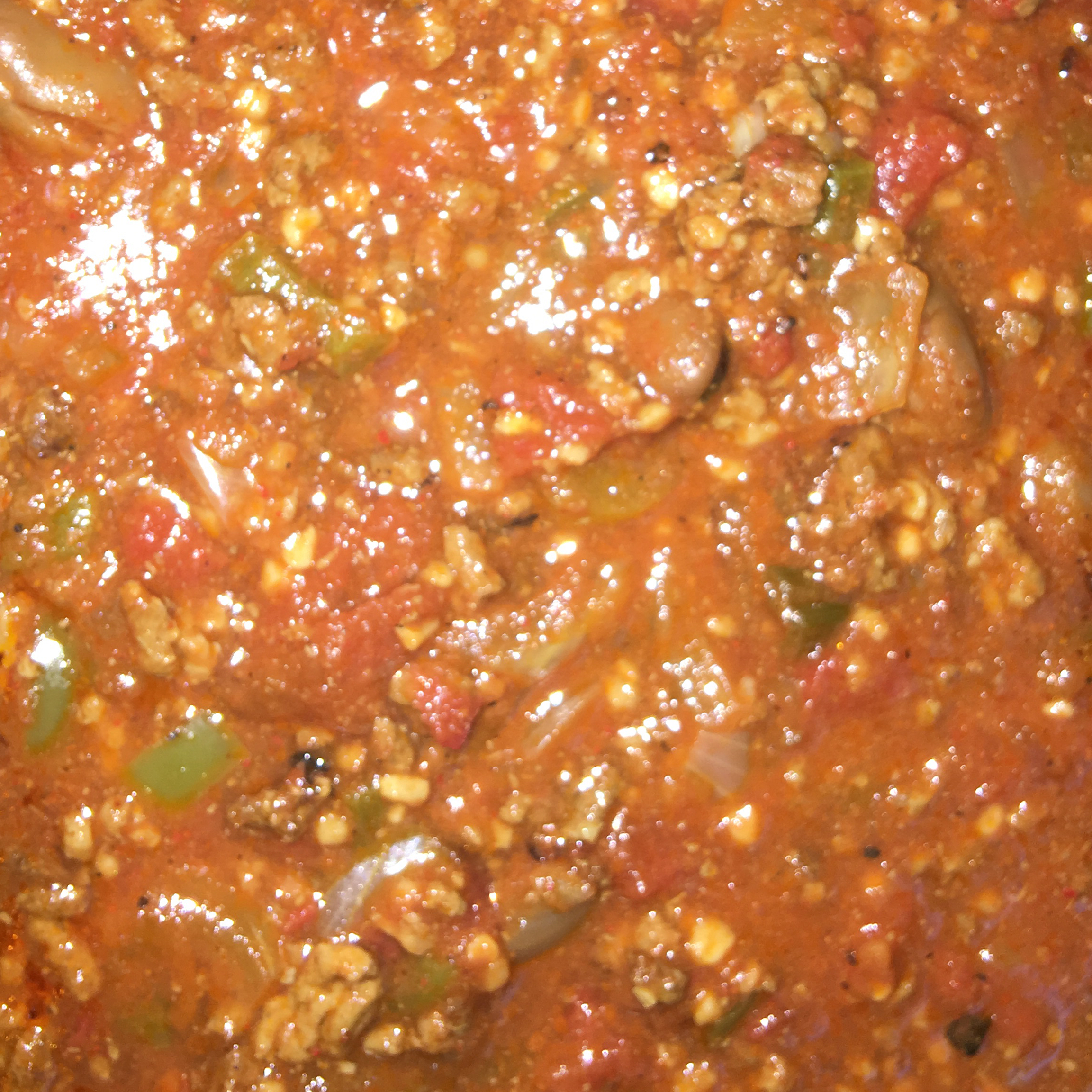 Spicy Slow-Cooked Beanless Chili Sookar