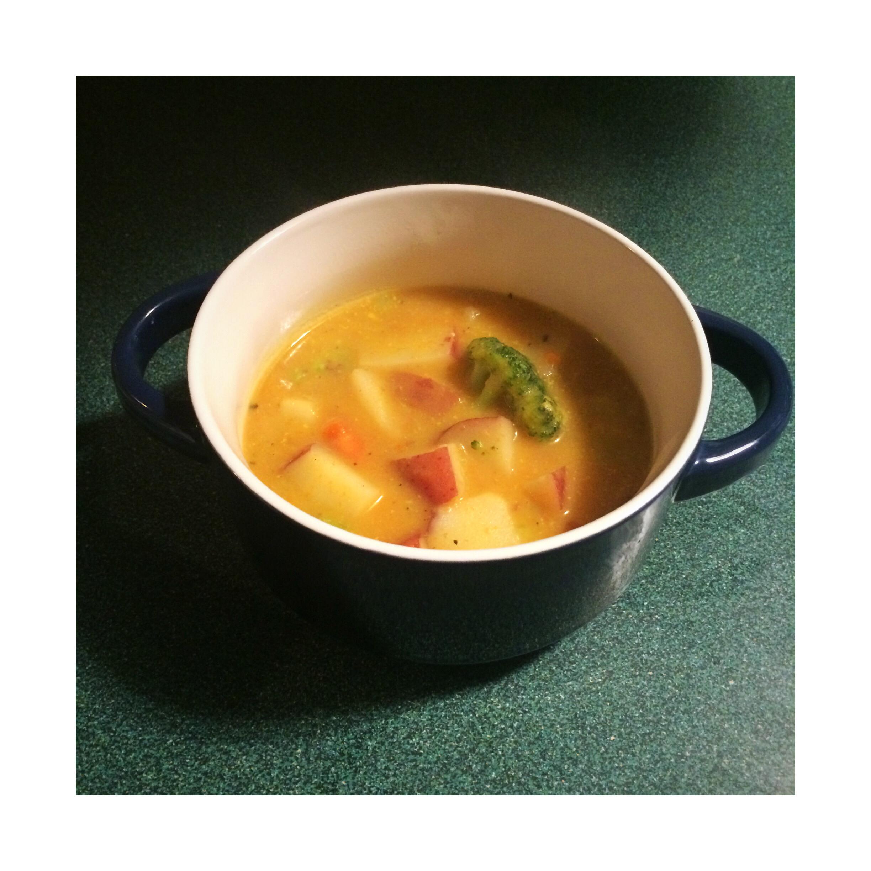Vegan Potato Soup _ameru_